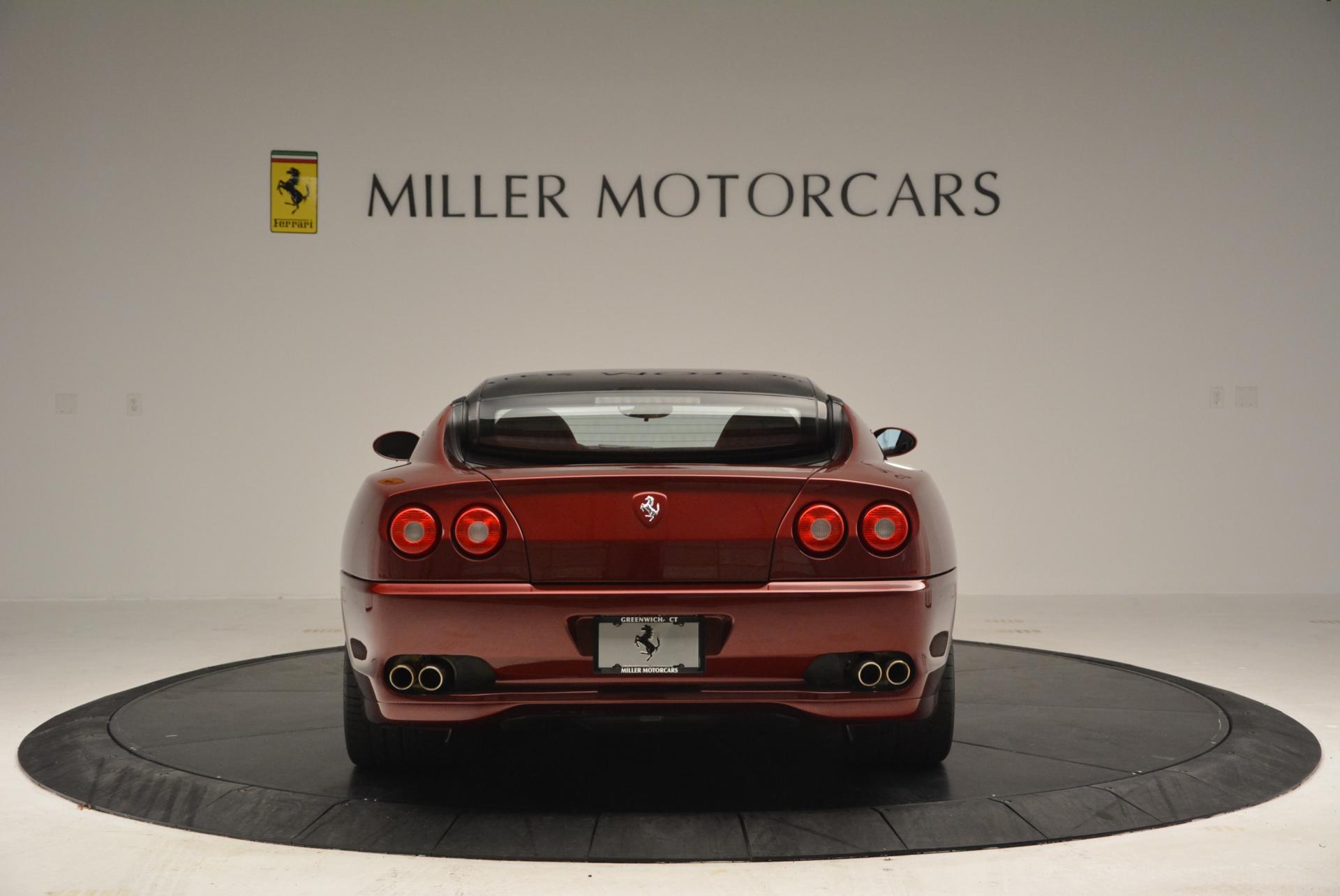 Used 2005 Ferrari Superamerica  For Sale In Westport, CT 140_p18