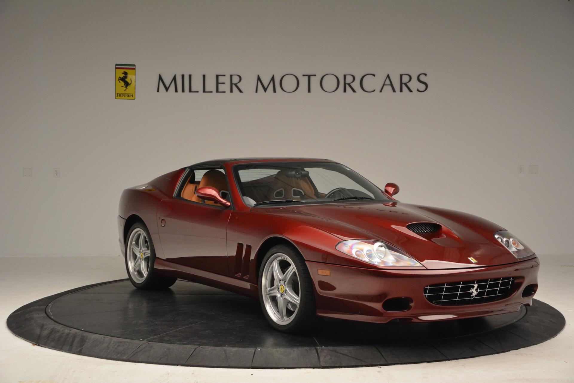 Used 2005 Ferrari Superamerica  For Sale In Westport, CT 140_p23