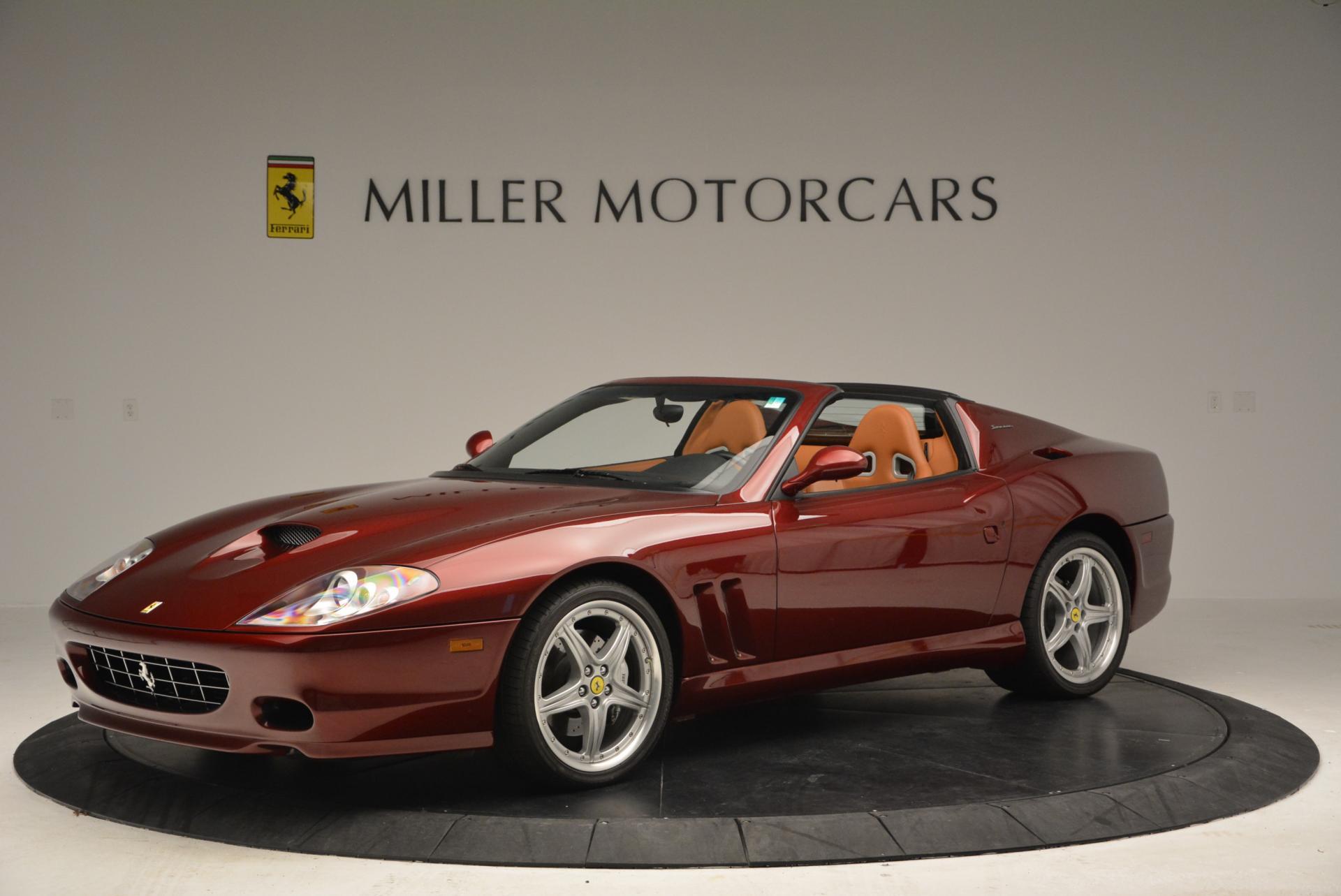 Used 2005 Ferrari Superamerica  For Sale In Westport, CT 140_p2