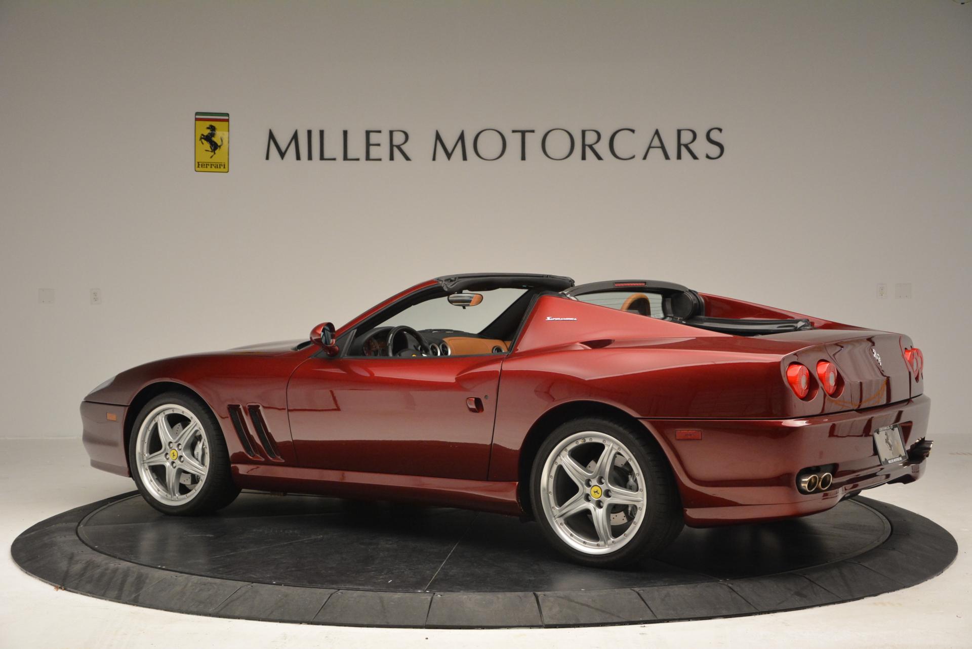 Used 2005 Ferrari Superamerica  For Sale In Westport, CT 140_p4