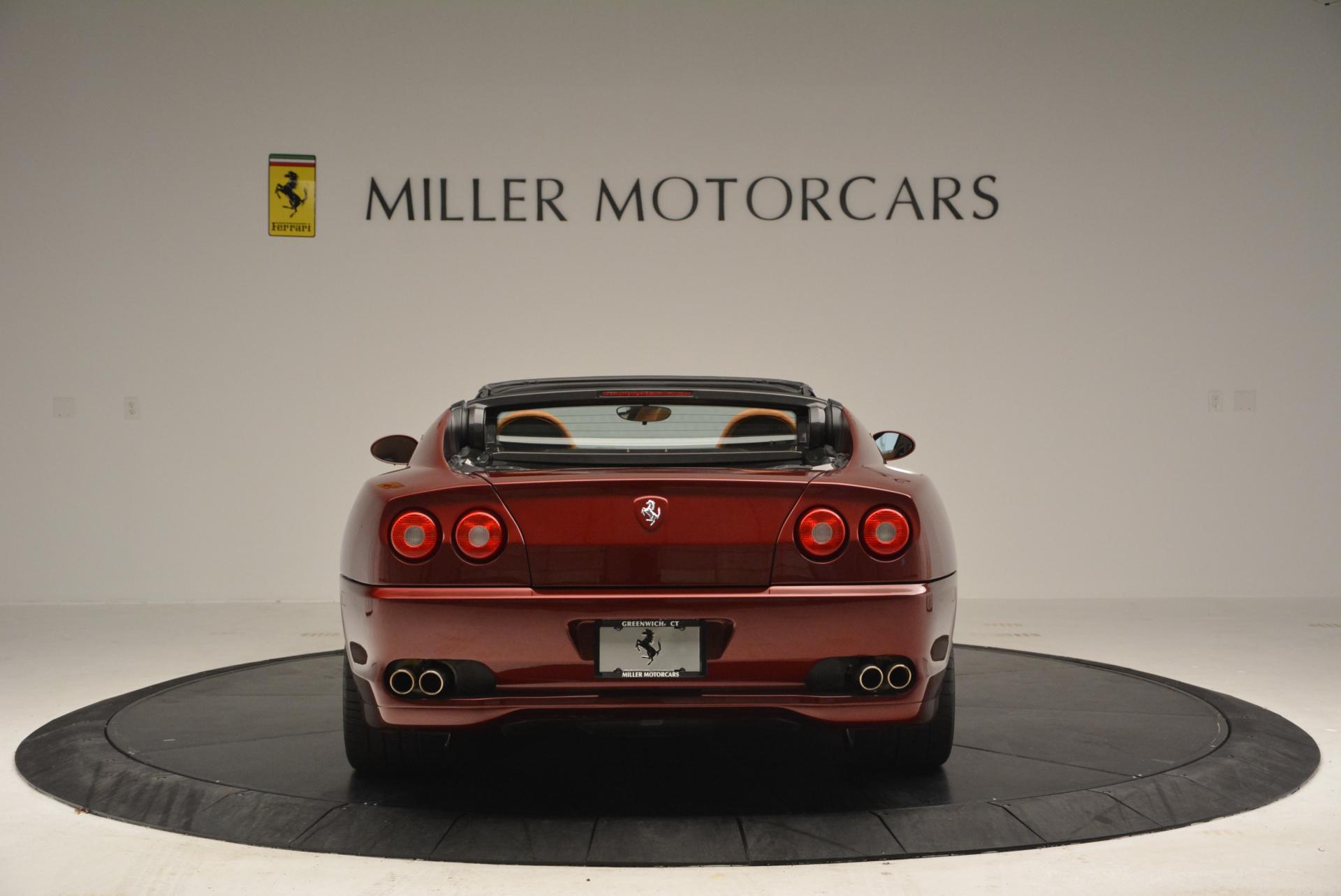 Used 2005 Ferrari Superamerica  For Sale In Westport, CT 140_p6