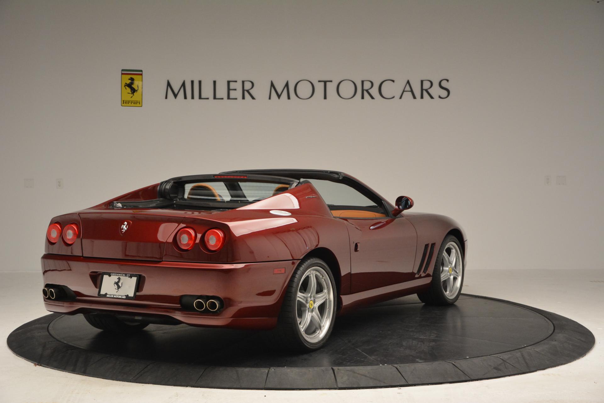 Used 2005 Ferrari Superamerica  For Sale In Westport, CT 140_p7
