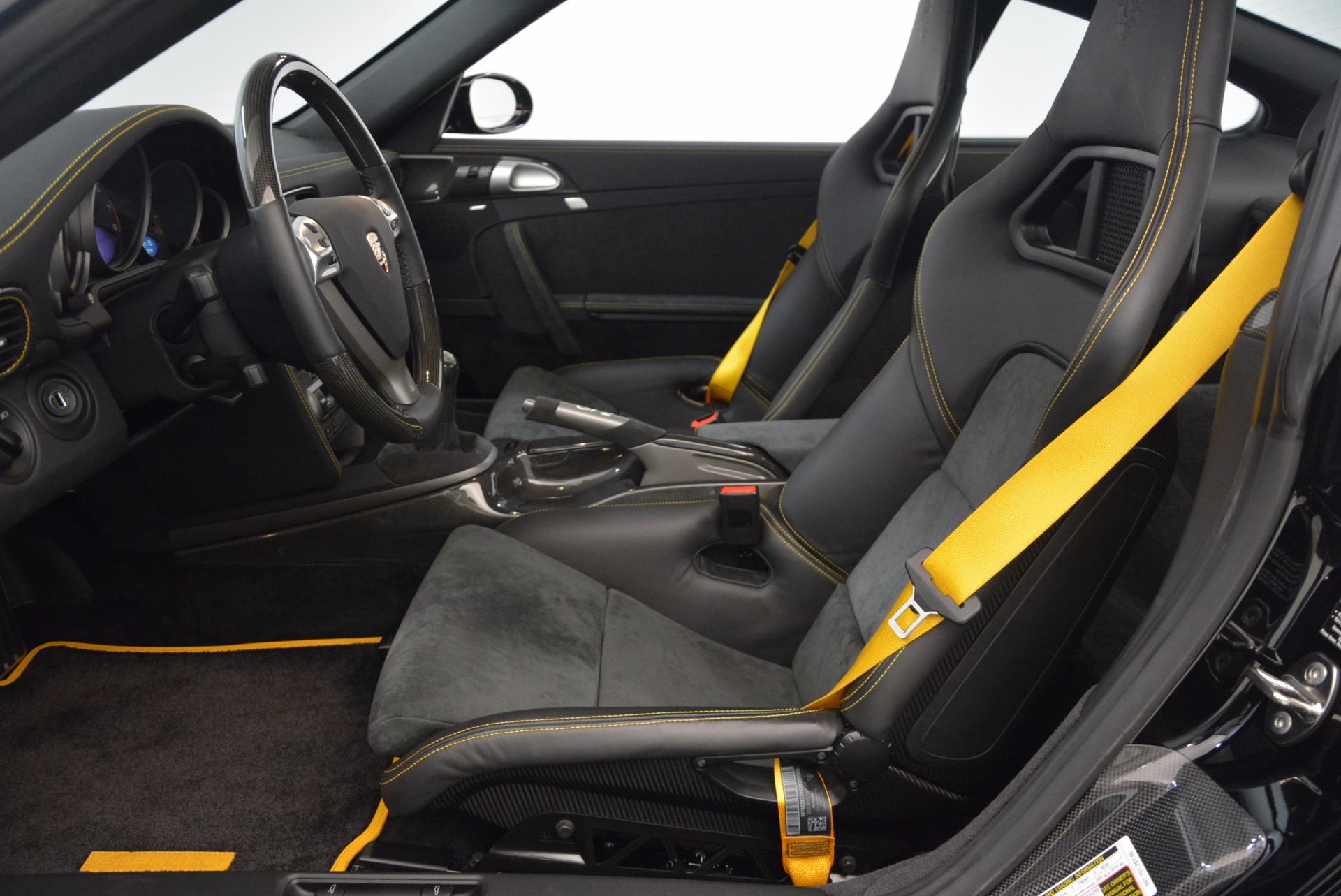 Used 2008 Porsche 911 GT2 For Sale In Westport, CT 1400_p14
