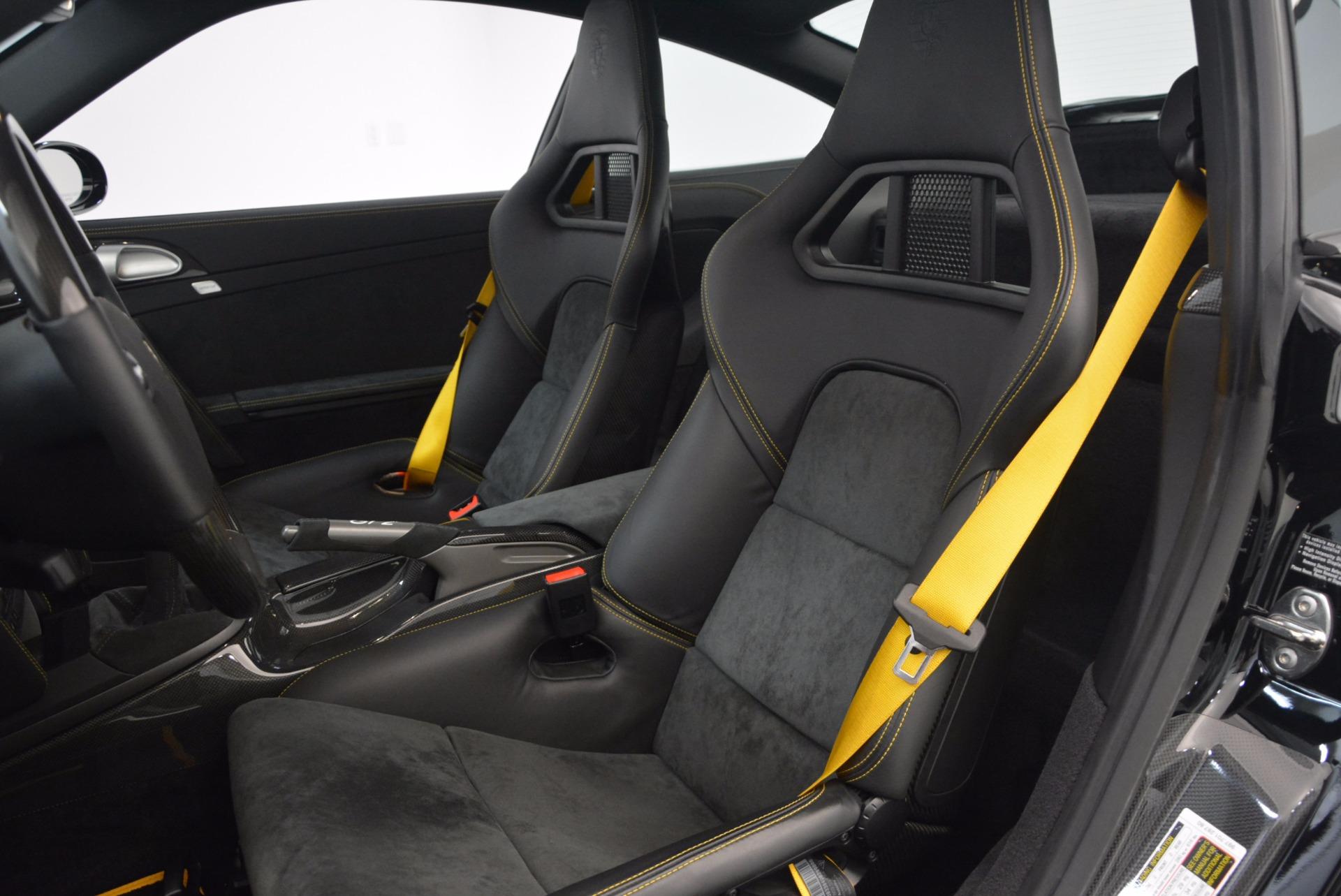 Used 2008 Porsche 911 GT2 For Sale In Westport, CT 1400_p15