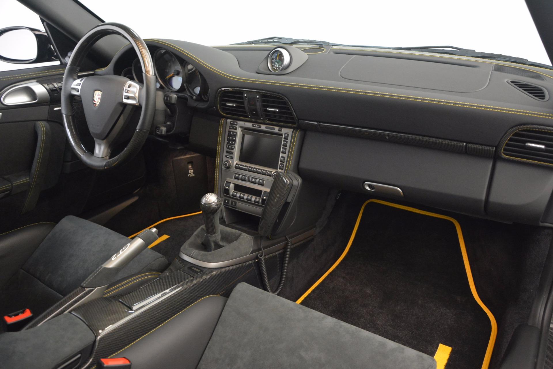 Used 2008 Porsche 911 GT2 For Sale In Westport, CT 1400_p17