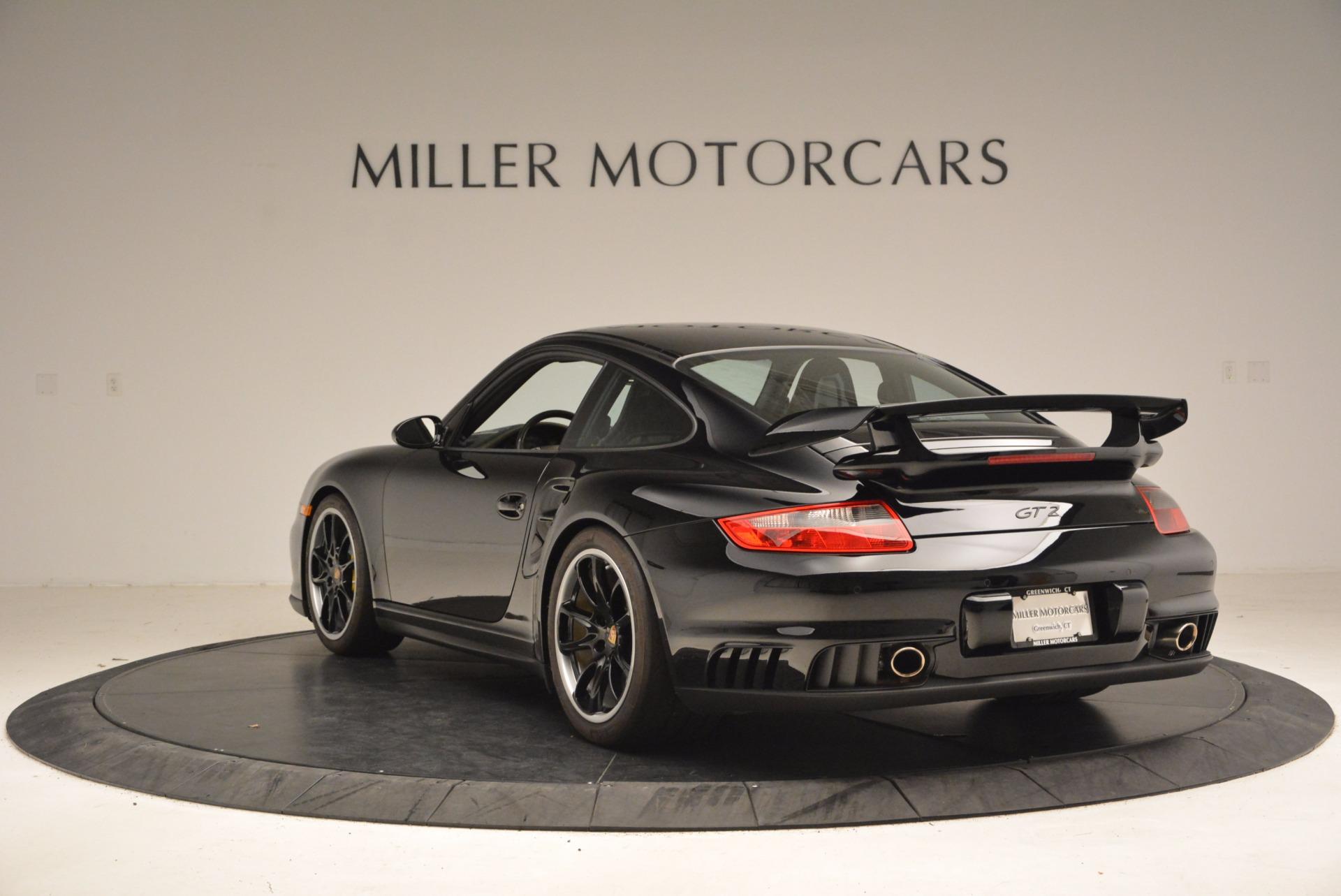 Used 2008 Porsche 911 GT2 For Sale In Westport, CT 1400_p5