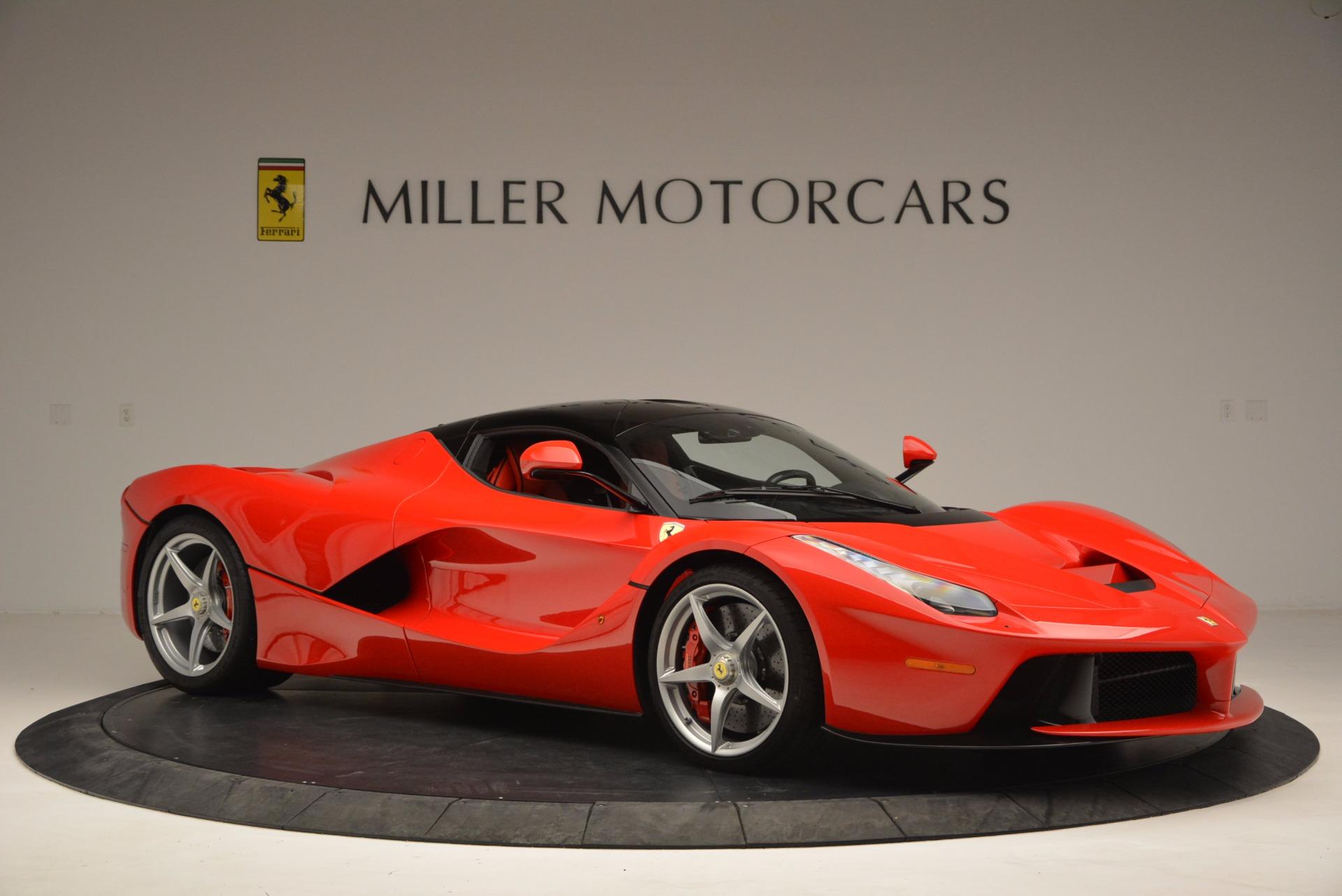 Used 2015 Ferrari LaFerrari  For Sale In Westport, CT 1402_p10