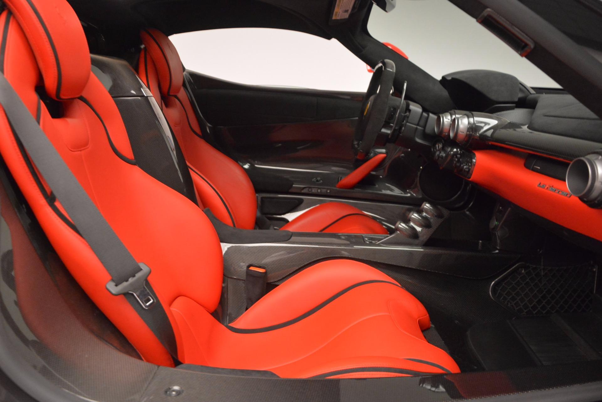 Used 2015 Ferrari LaFerrari  For Sale In Westport, CT 1402_p17