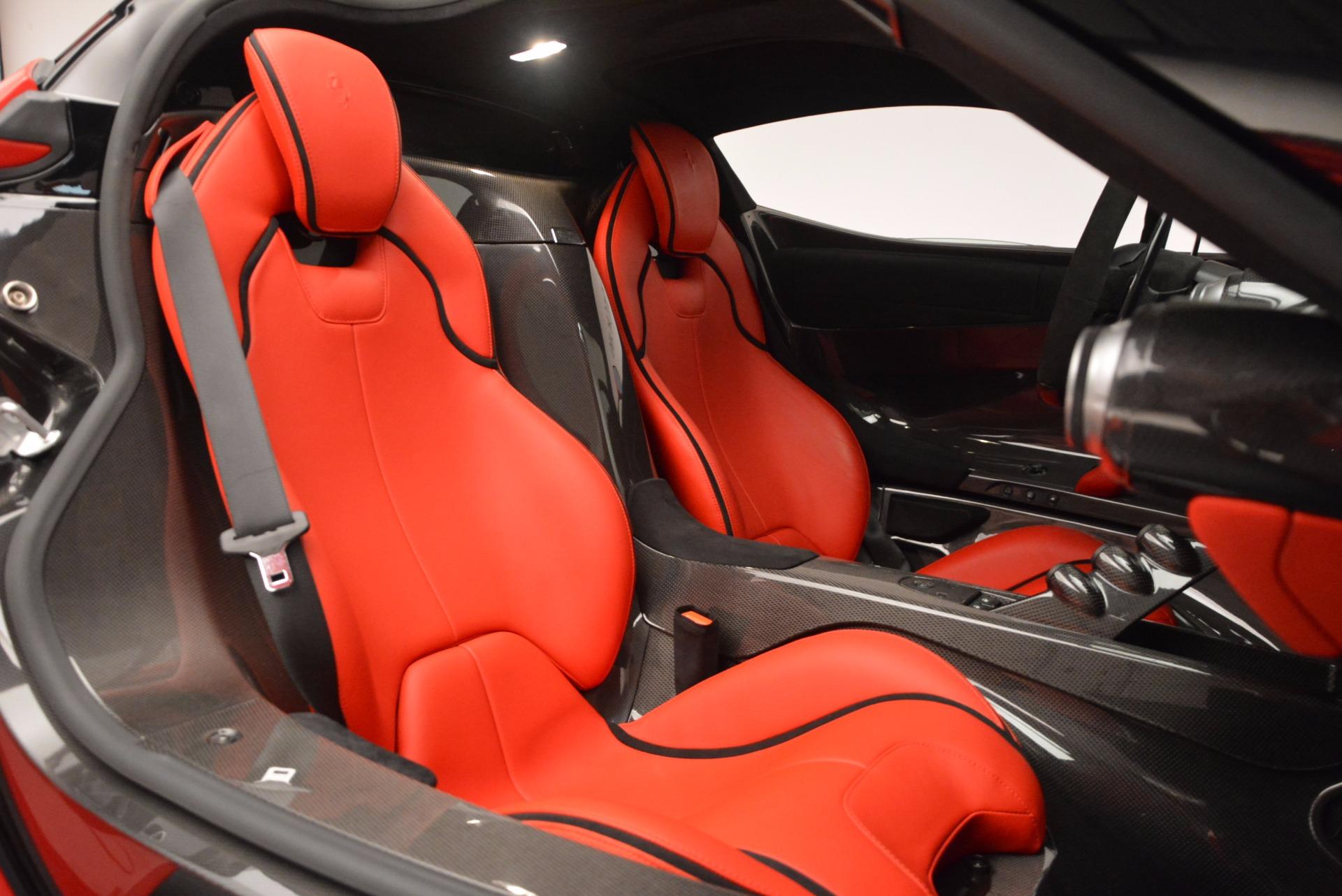 Used 2015 Ferrari LaFerrari  For Sale In Westport, CT 1402_p18