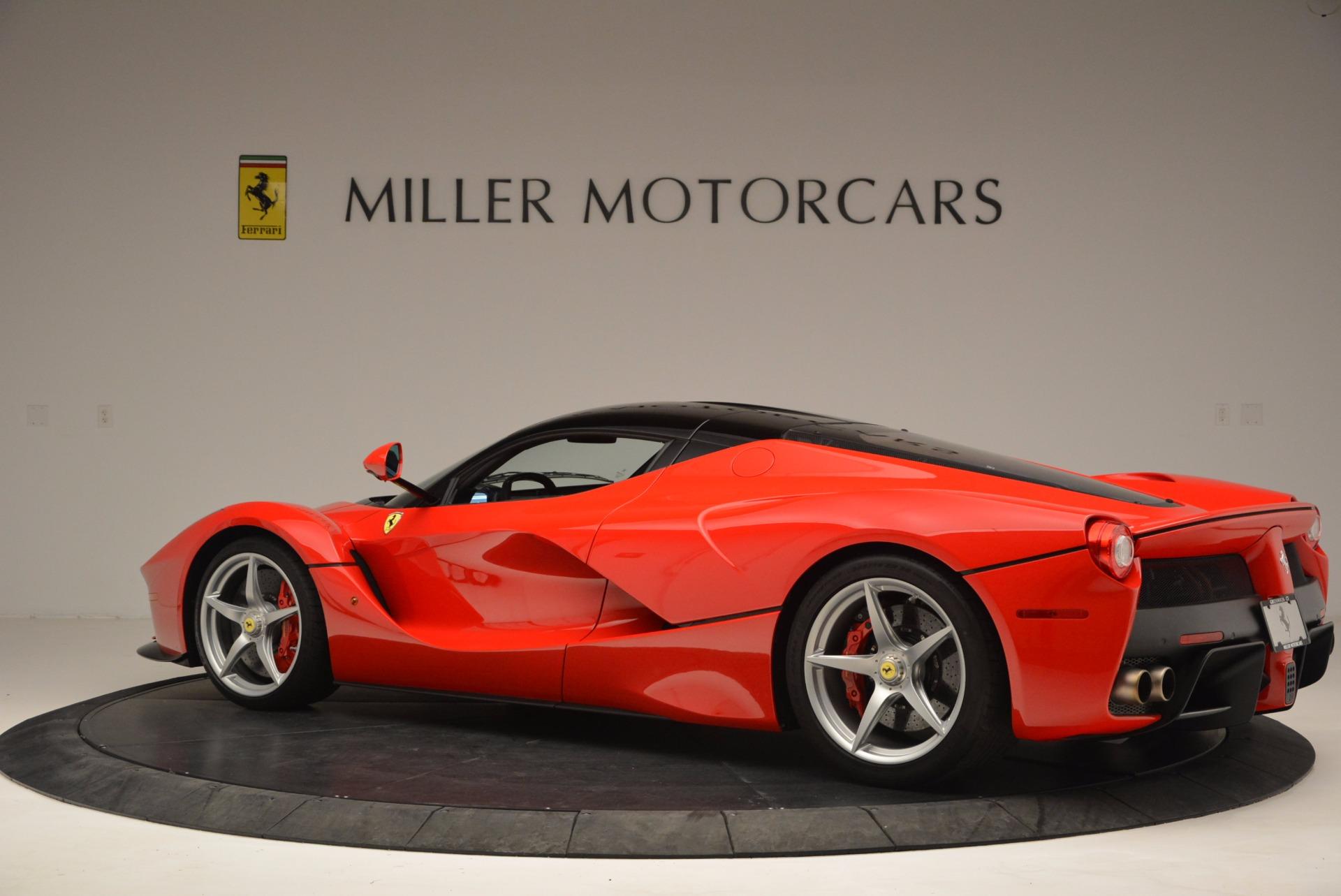 Used 2015 Ferrari LaFerrari  For Sale In Westport, CT 1402_p4