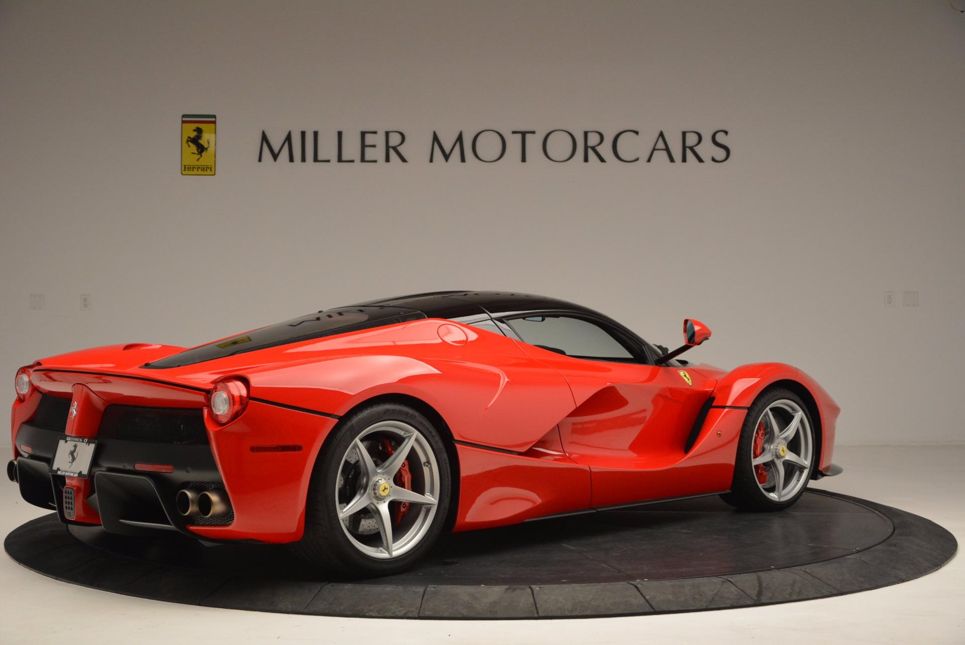 Used 2015 Ferrari LaFerrari  For Sale In Westport, CT 1402_p8