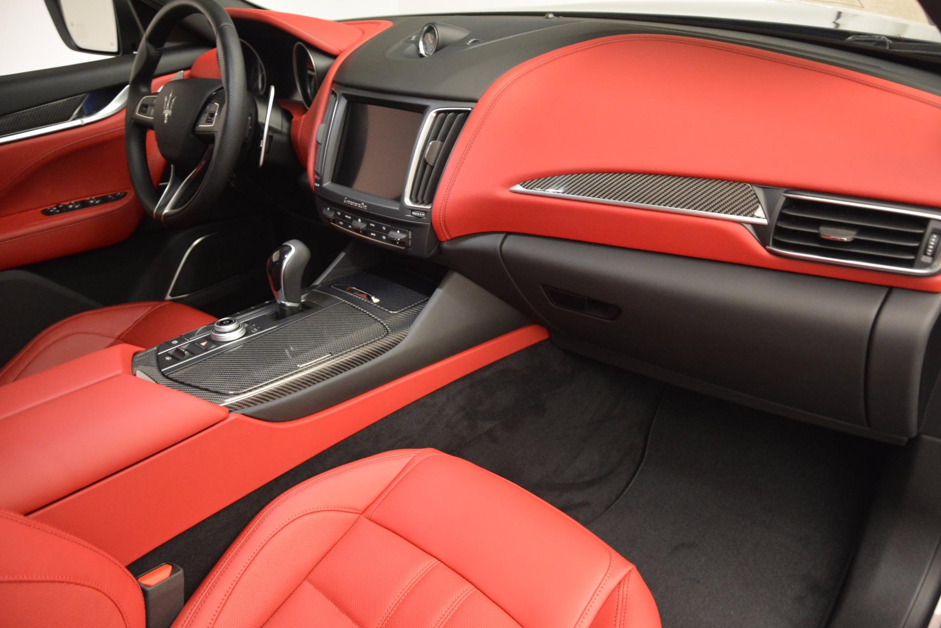 New 2017 Maserati Levante  For Sale In Westport, CT 1403_p21