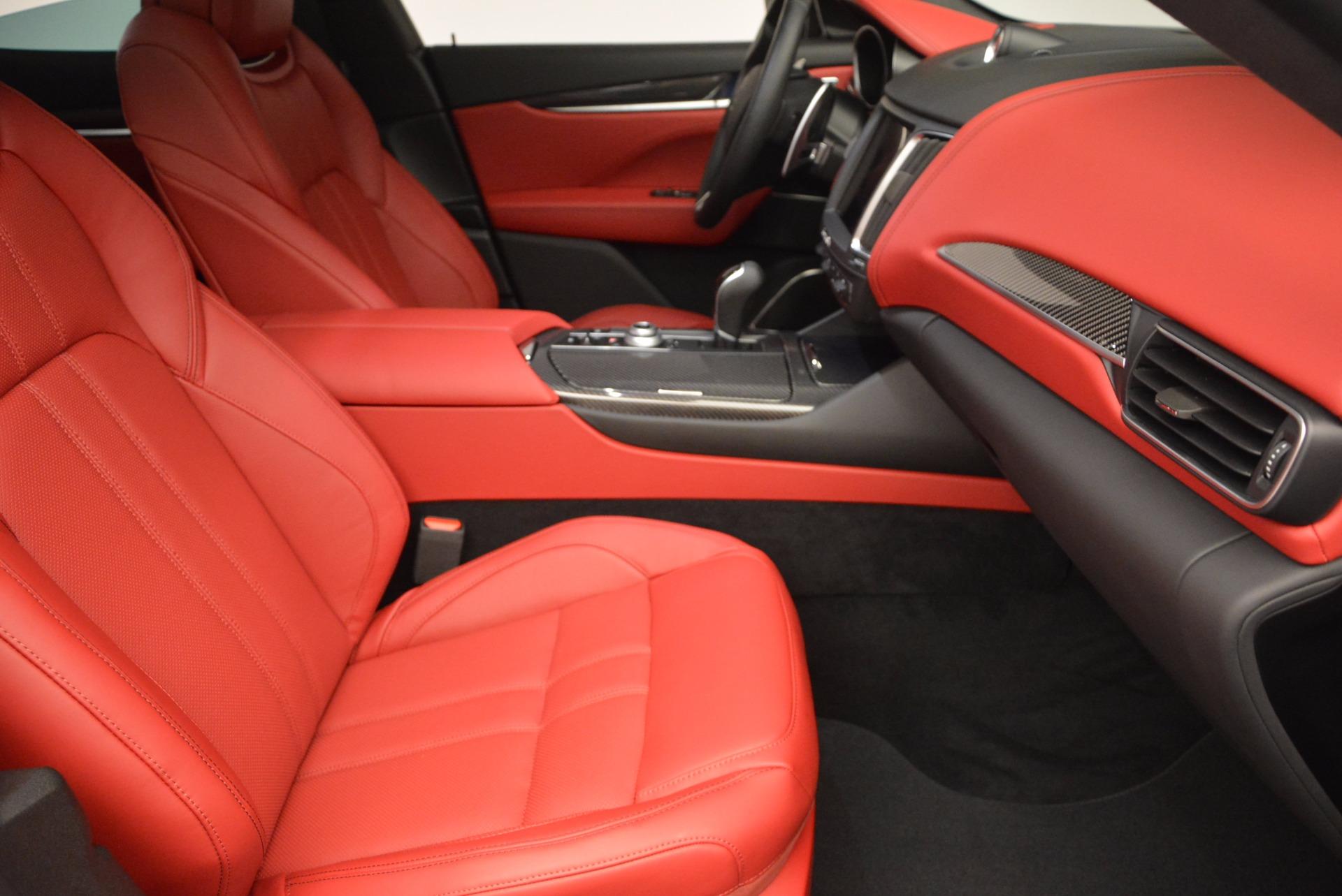 New 2017 Maserati Levante  For Sale In Westport, CT 1403_p22