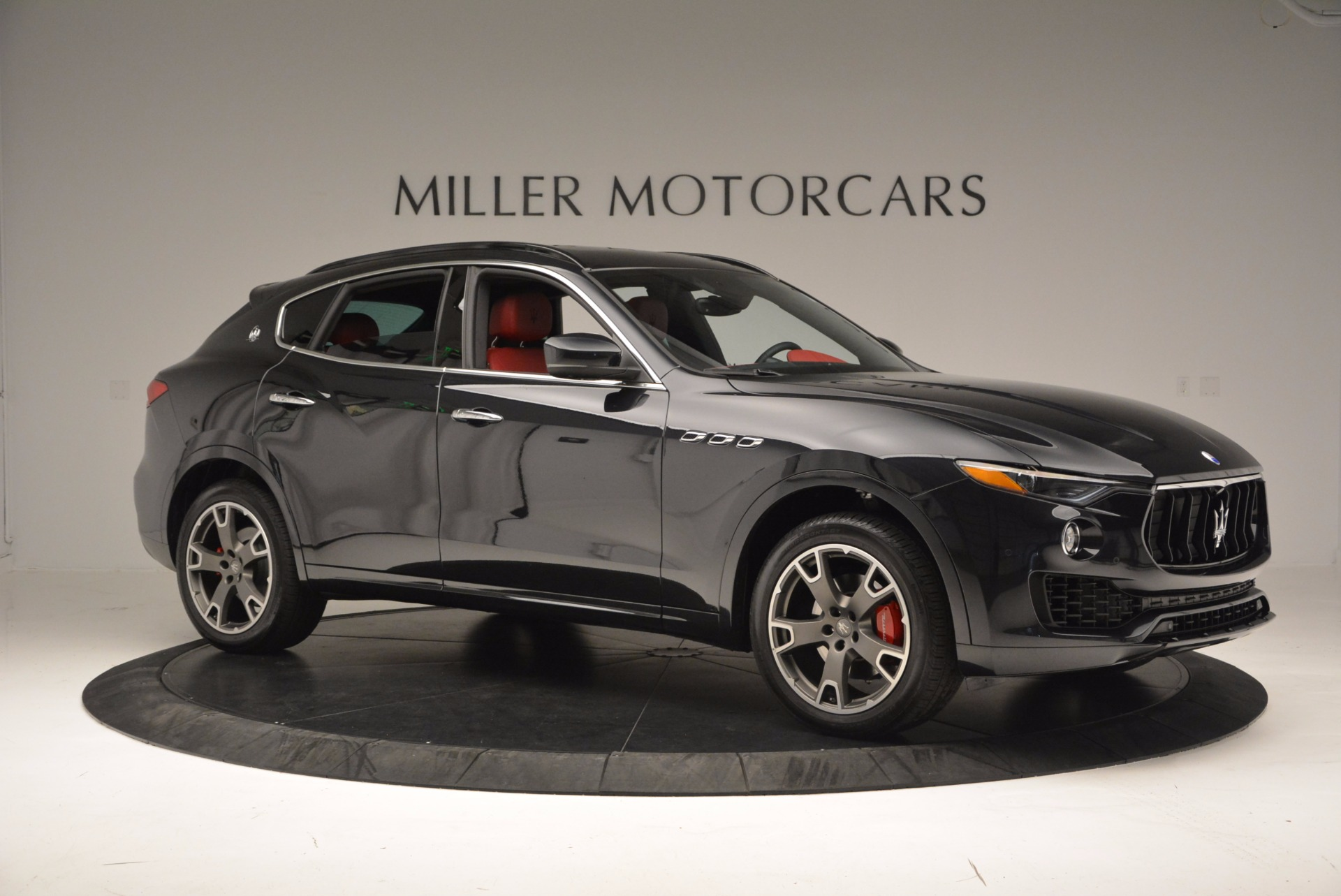 New 2017 Maserati Levante  For Sale In Westport, CT 1404_p10