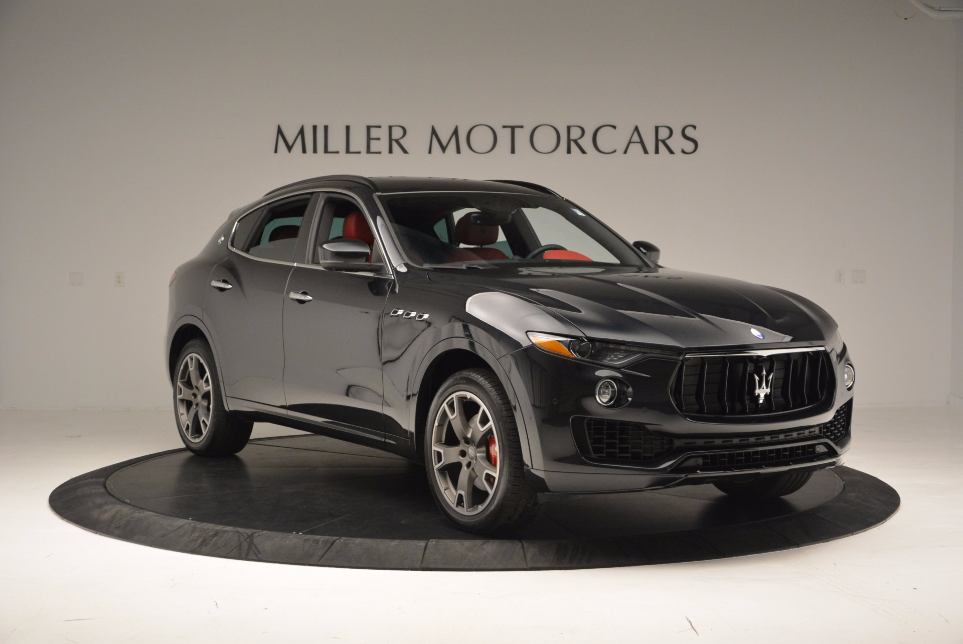 New 2017 Maserati Levante  For Sale In Westport, CT 1404_p11