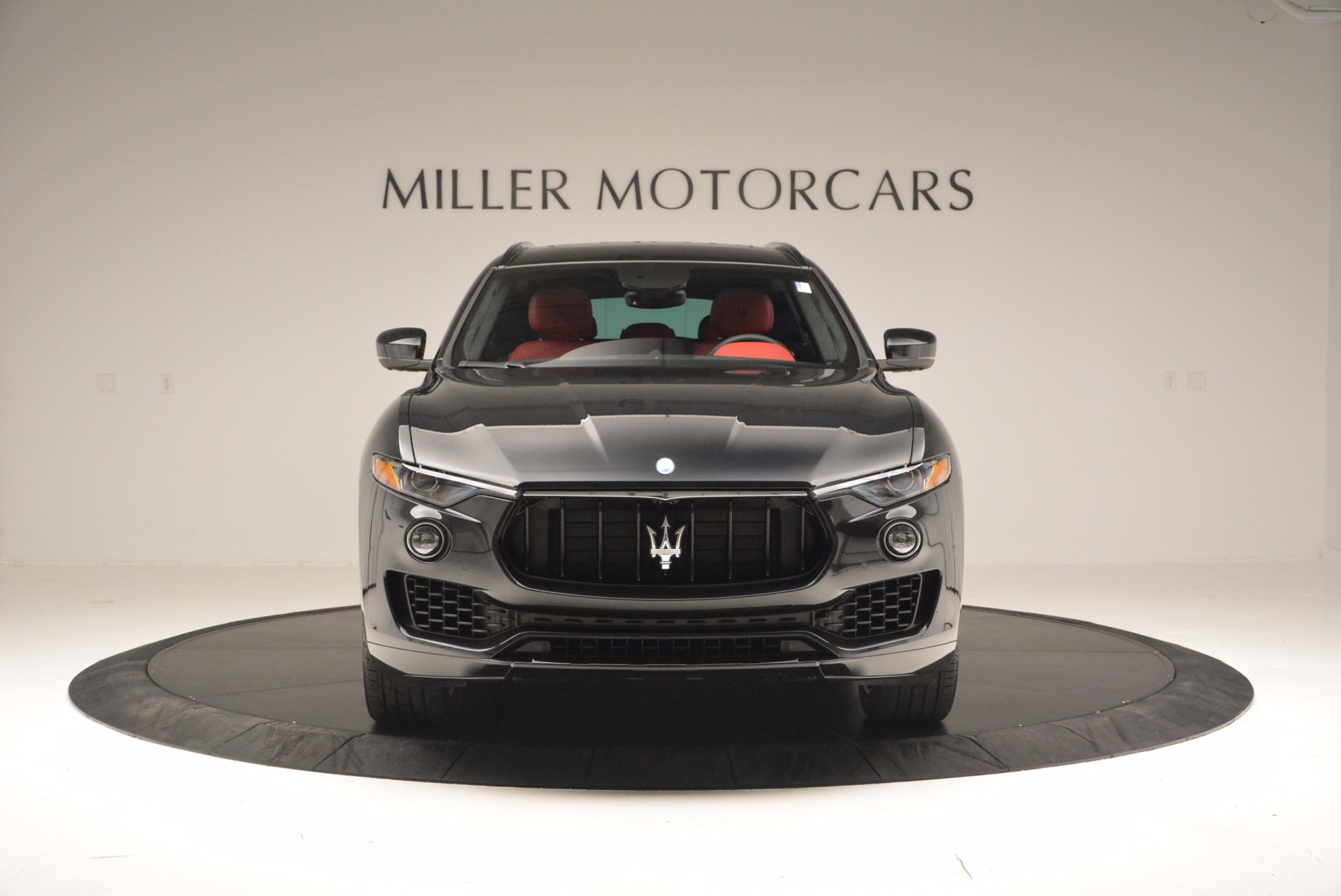New 2017 Maserati Levante  For Sale In Westport, CT 1404_p12