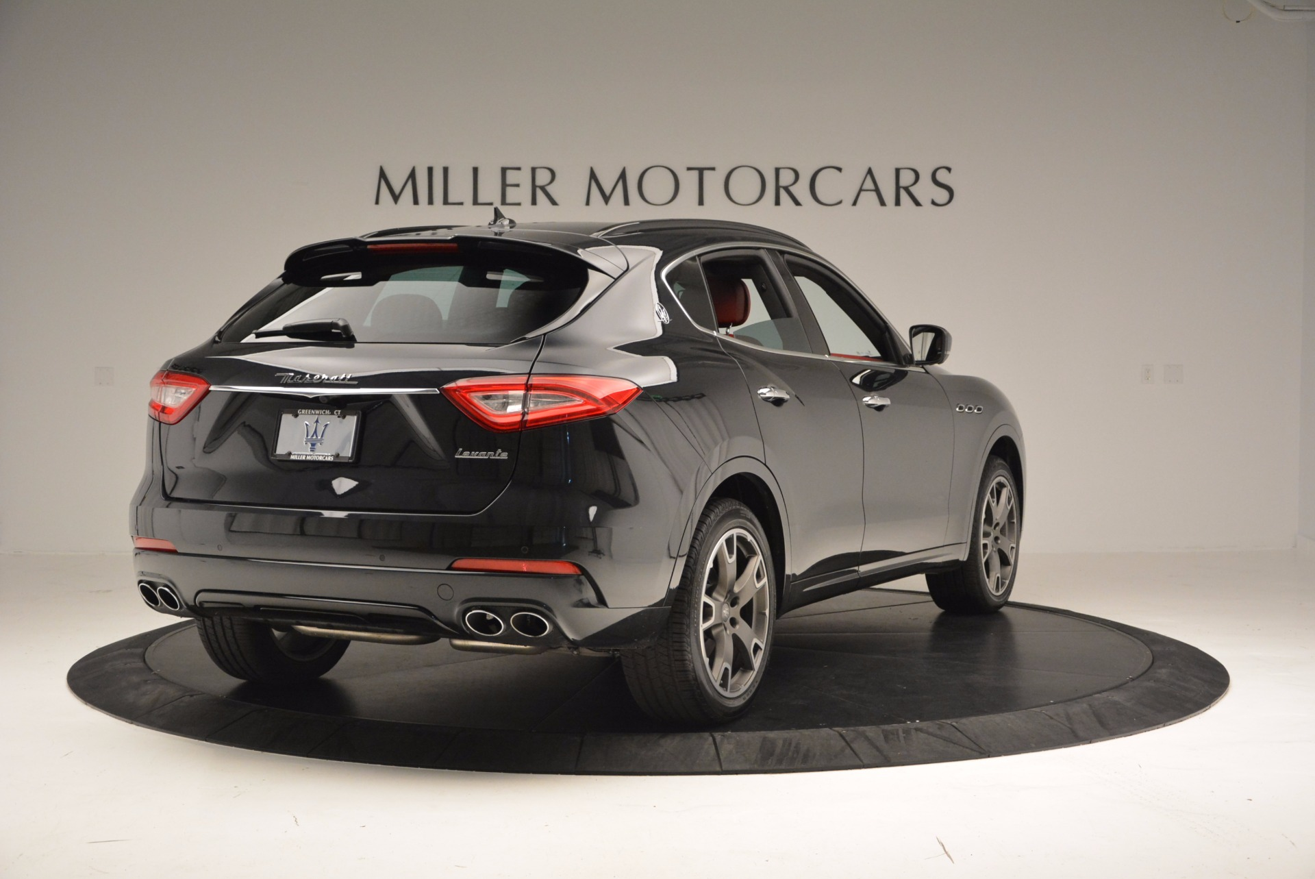 New 2017 Maserati Levante  For Sale In Westport, CT 1404_p7