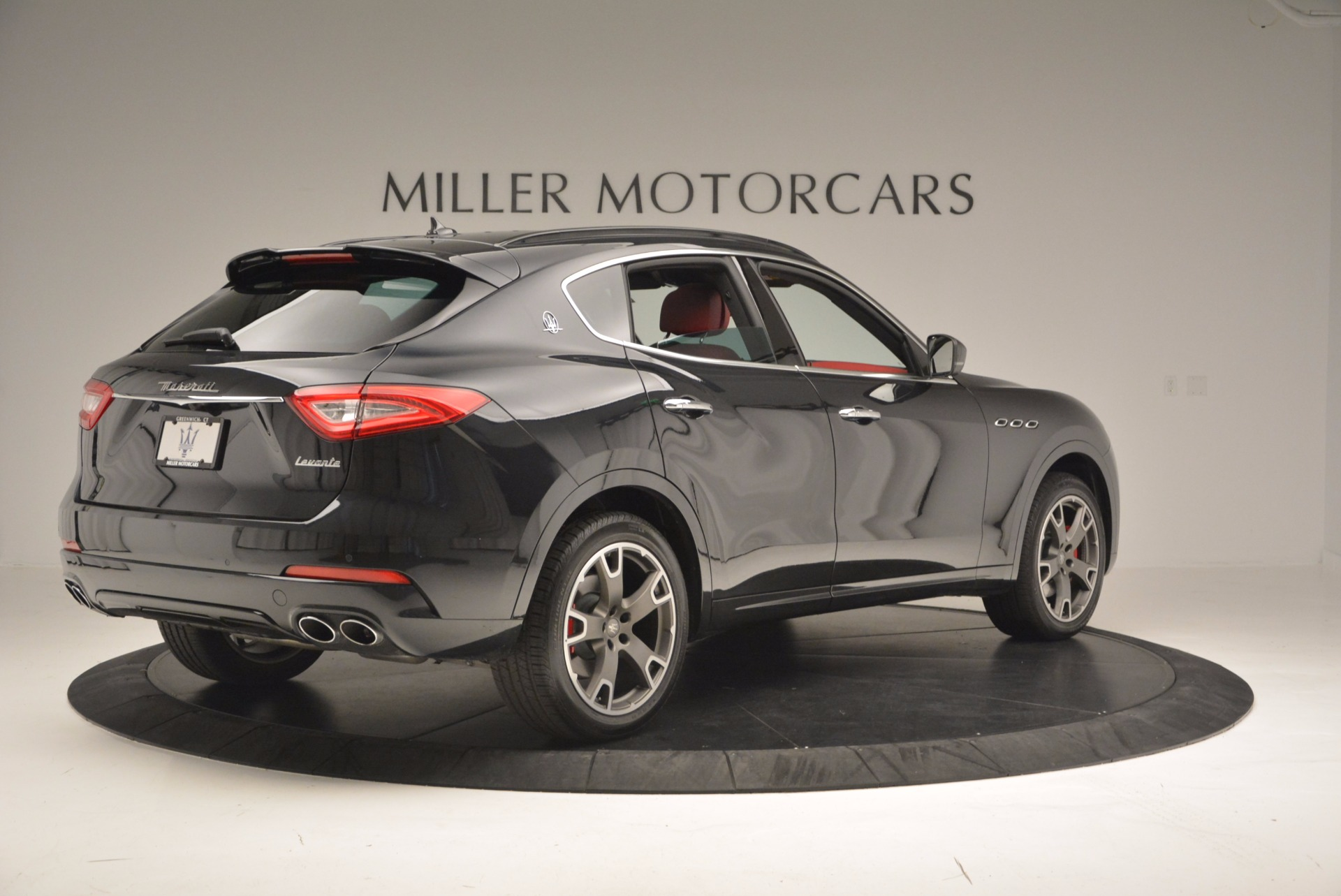 New 2017 Maserati Levante  For Sale In Westport, CT 1404_p8
