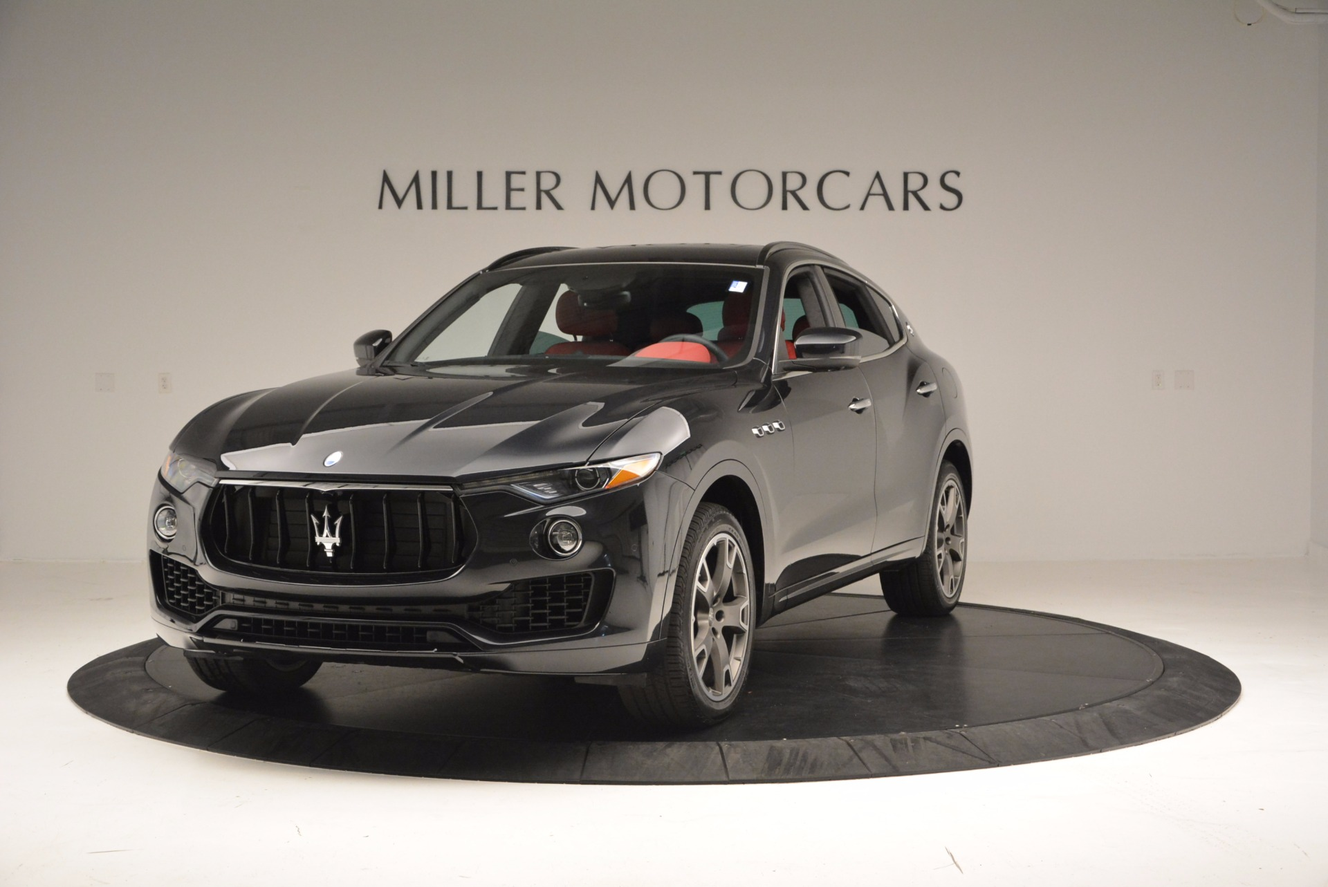 New 2017 Maserati Levante  For Sale In Westport, CT 1406_main