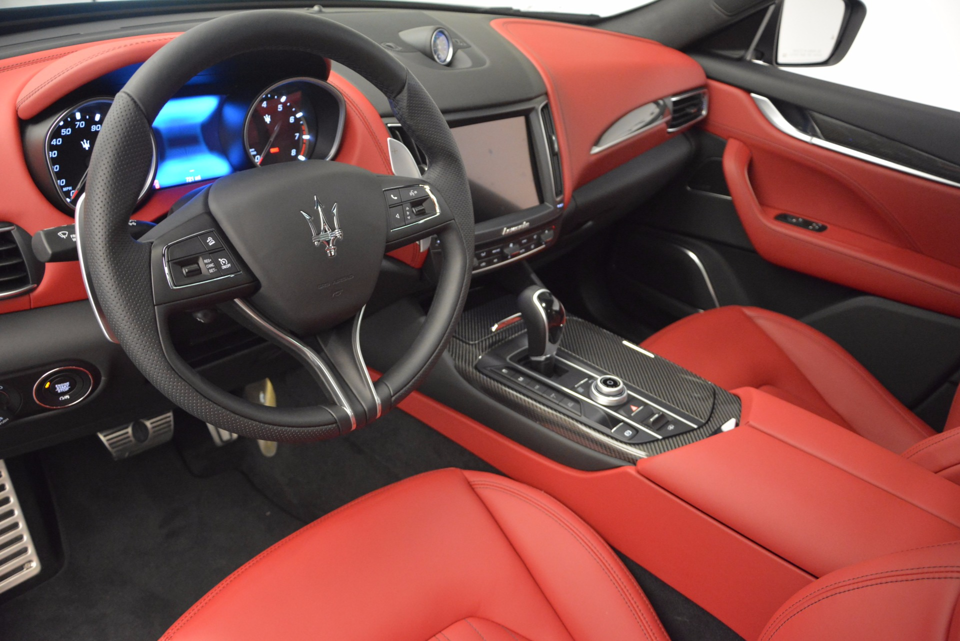 New 2017 Maserati Levante  For Sale In Westport, CT 1406_p14