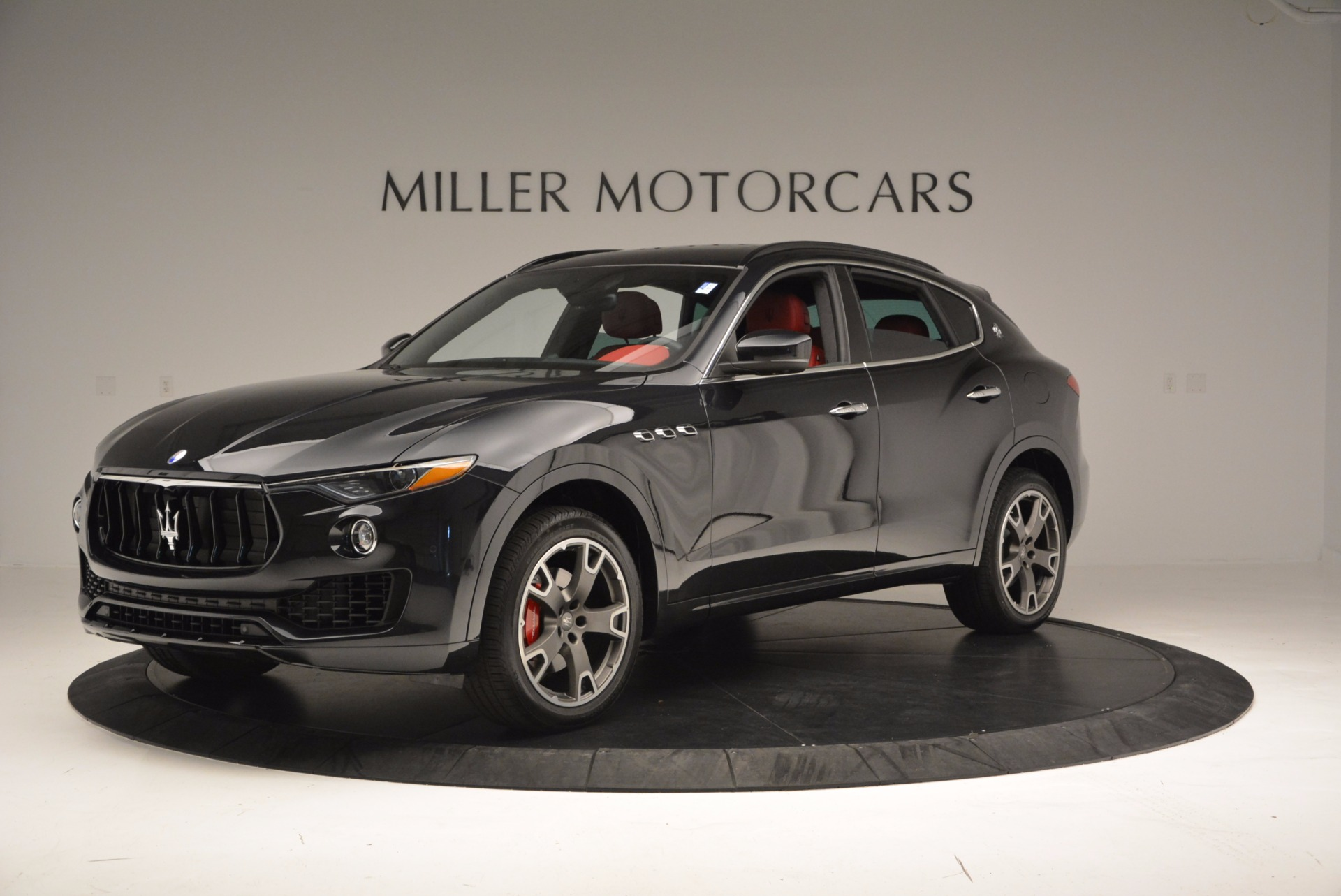 New 2017 Maserati Levante  For Sale In Westport, CT 1406_p2