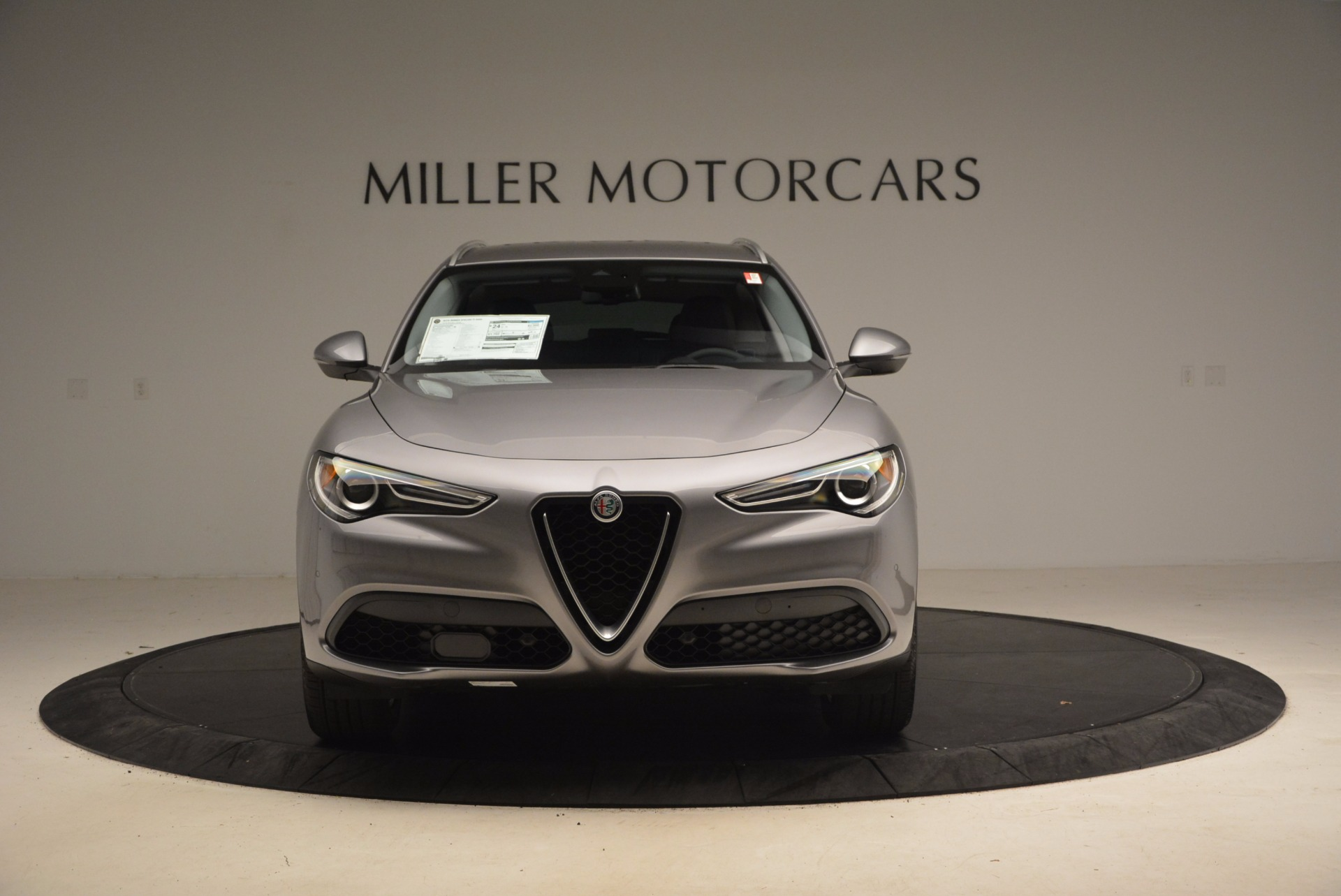 New 2018 Alfa Romeo Stelvio Ti Q4 For Sale In Westport, CT 1409_p12