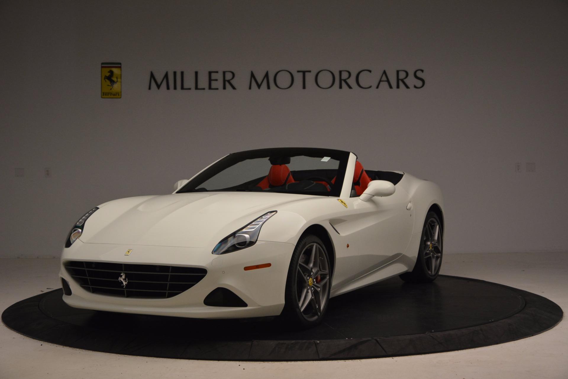 Used 2017 Ferrari California T  For Sale In Westport, CT 1412_main