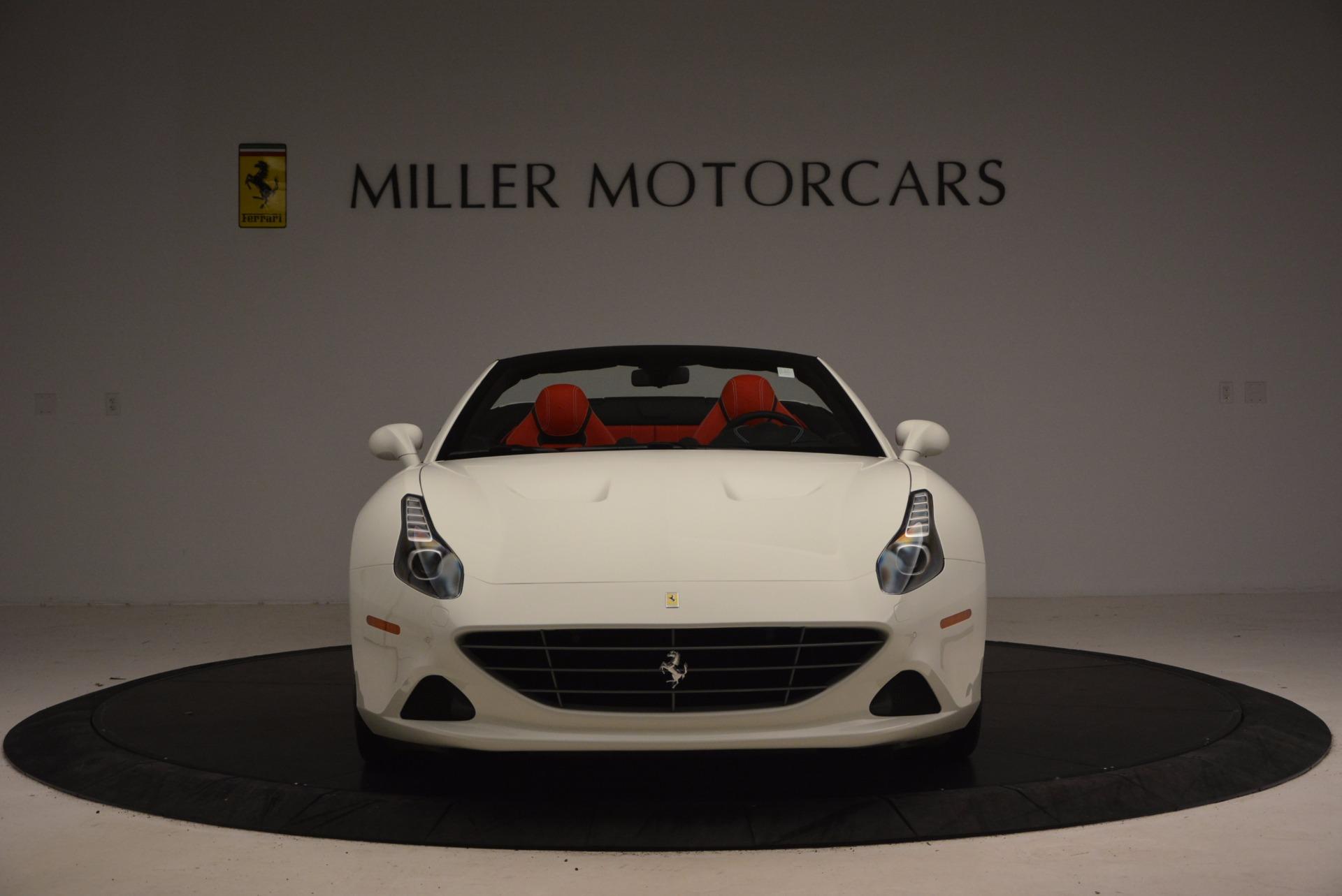 Used 2017 Ferrari California T  For Sale In Westport, CT 1412_p12