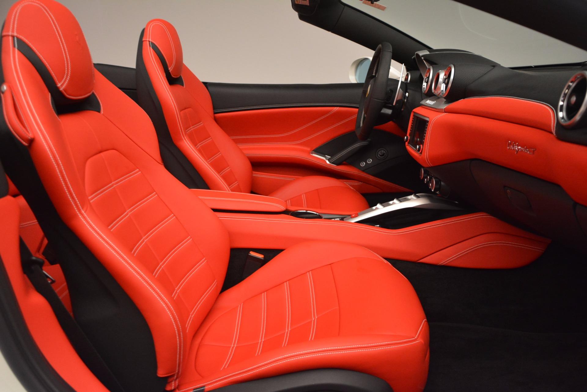 Used 2017 Ferrari California T  For Sale In Westport, CT 1412_p31