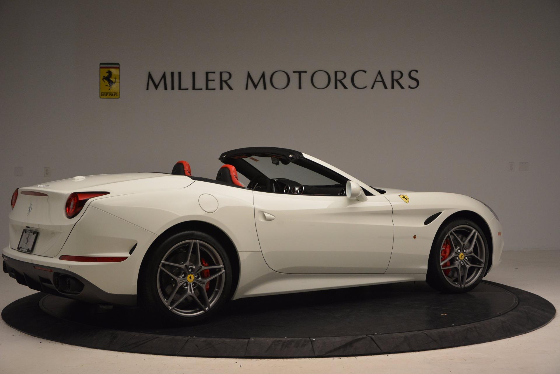 Used 2017 Ferrari California T  For Sale In Westport, CT 1412_p8