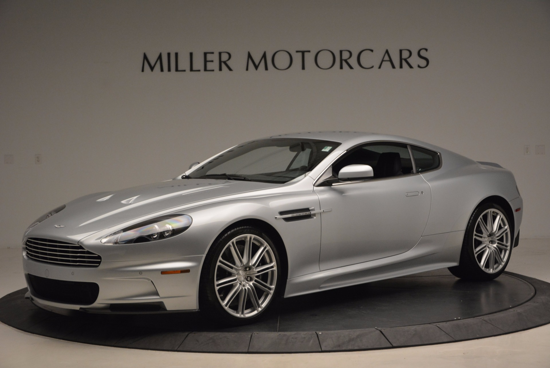 Used 2009 Aston Martin DBS  For Sale In Westport, CT 1415_p2