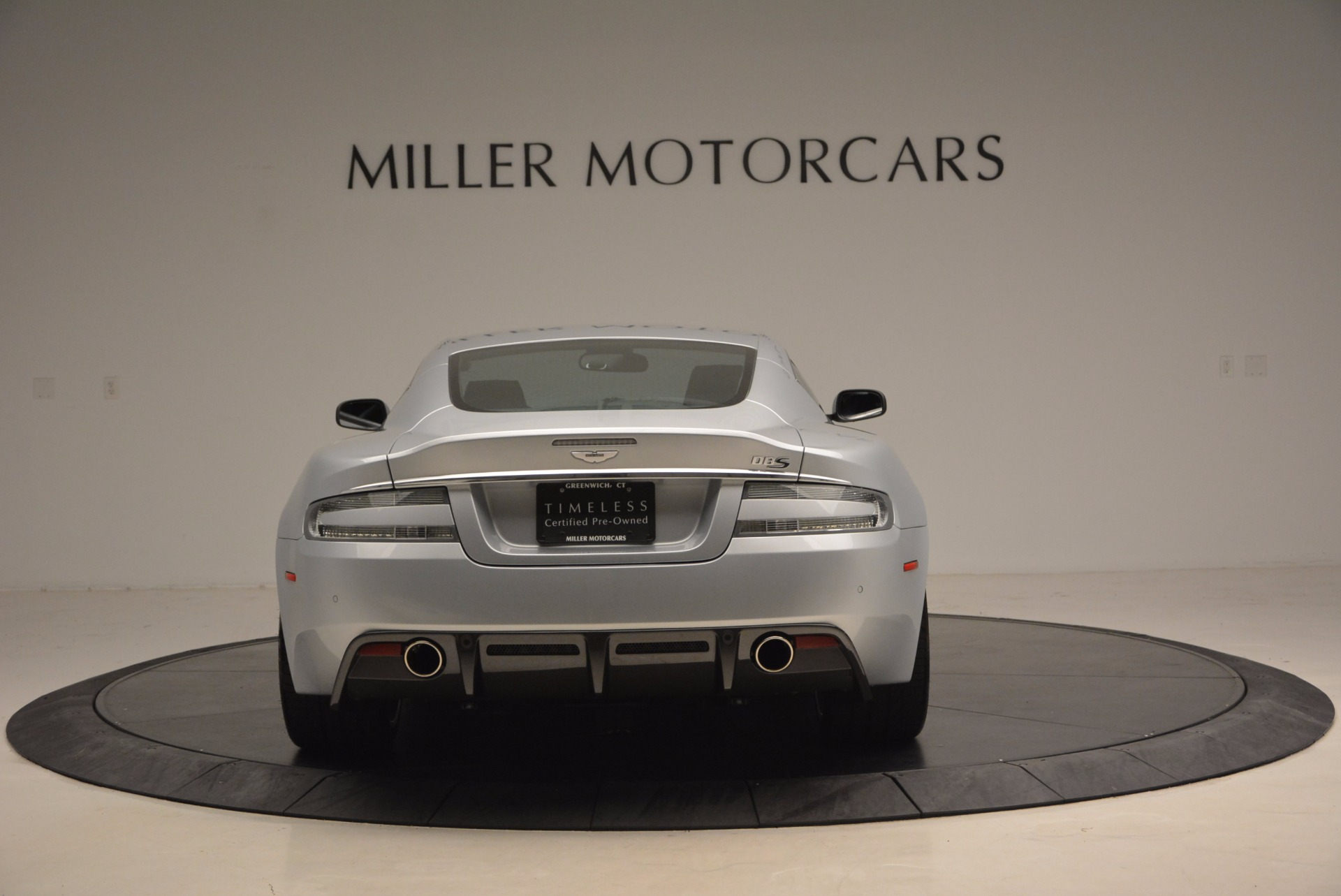 Used 2009 Aston Martin DBS  For Sale In Westport, CT 1415_p6