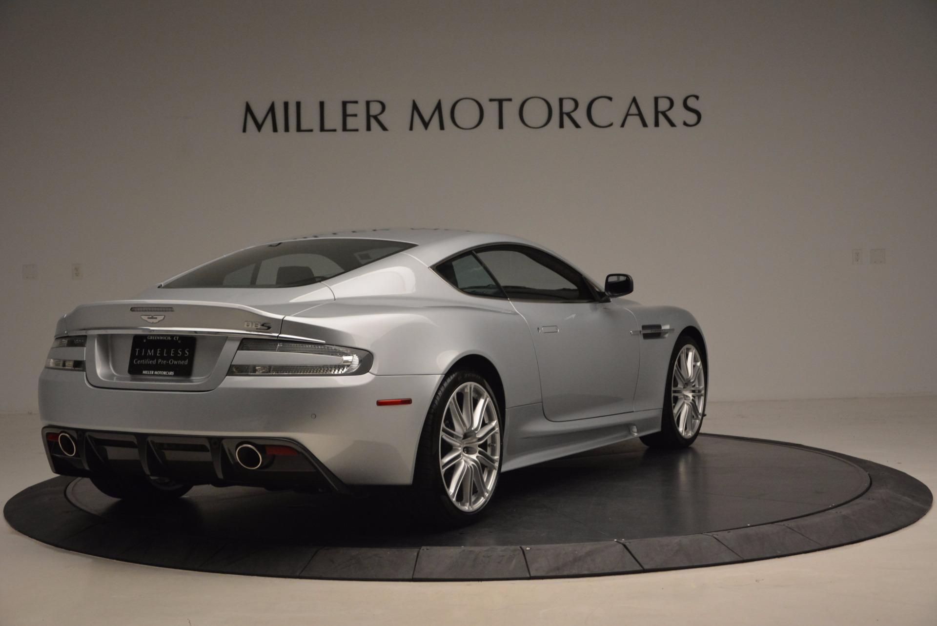 Used 2009 Aston Martin DBS  For Sale In Westport, CT 1415_p7