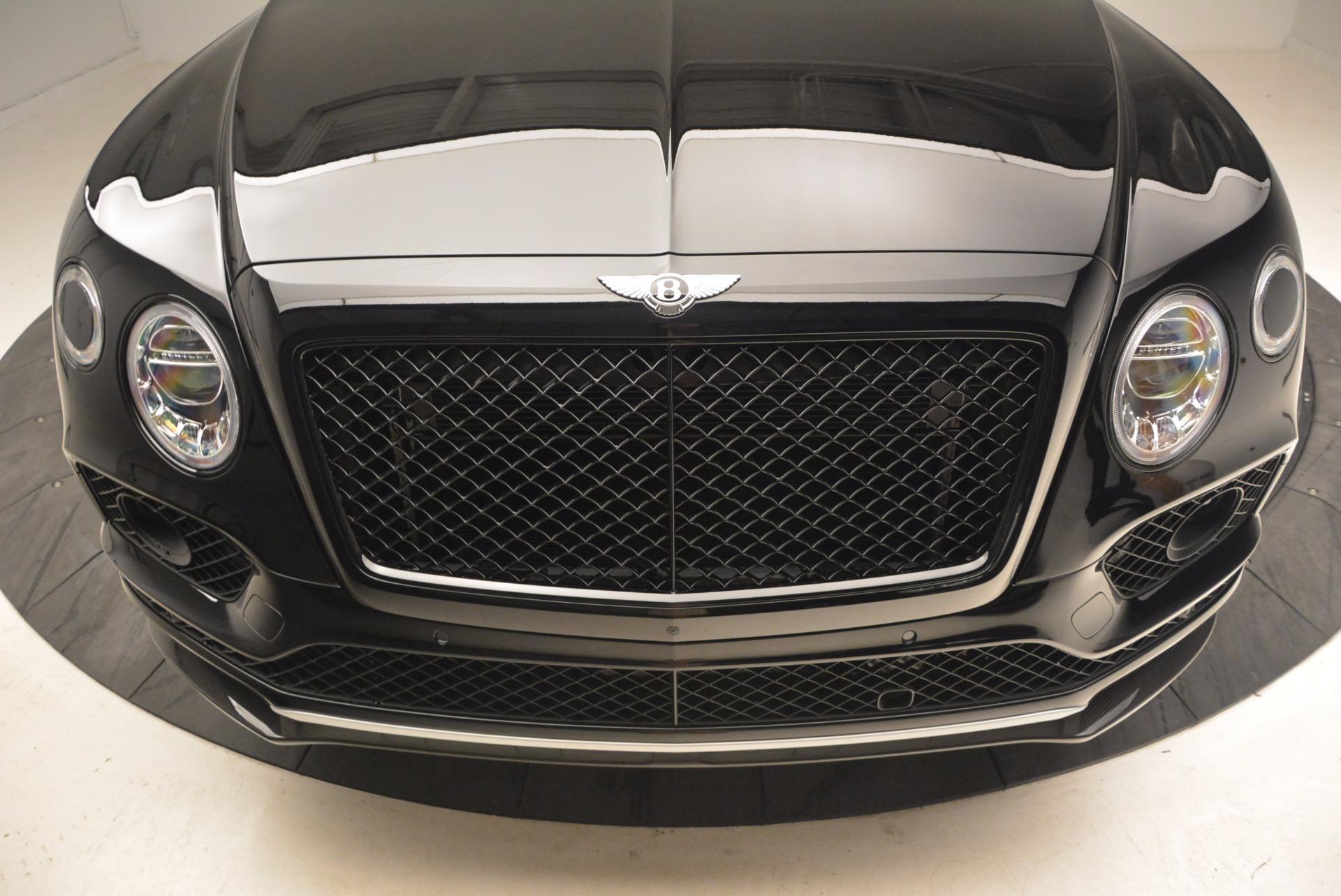 New 2018 Bentley Bentayga Black Edition For Sale In Westport, CT 1418_p14