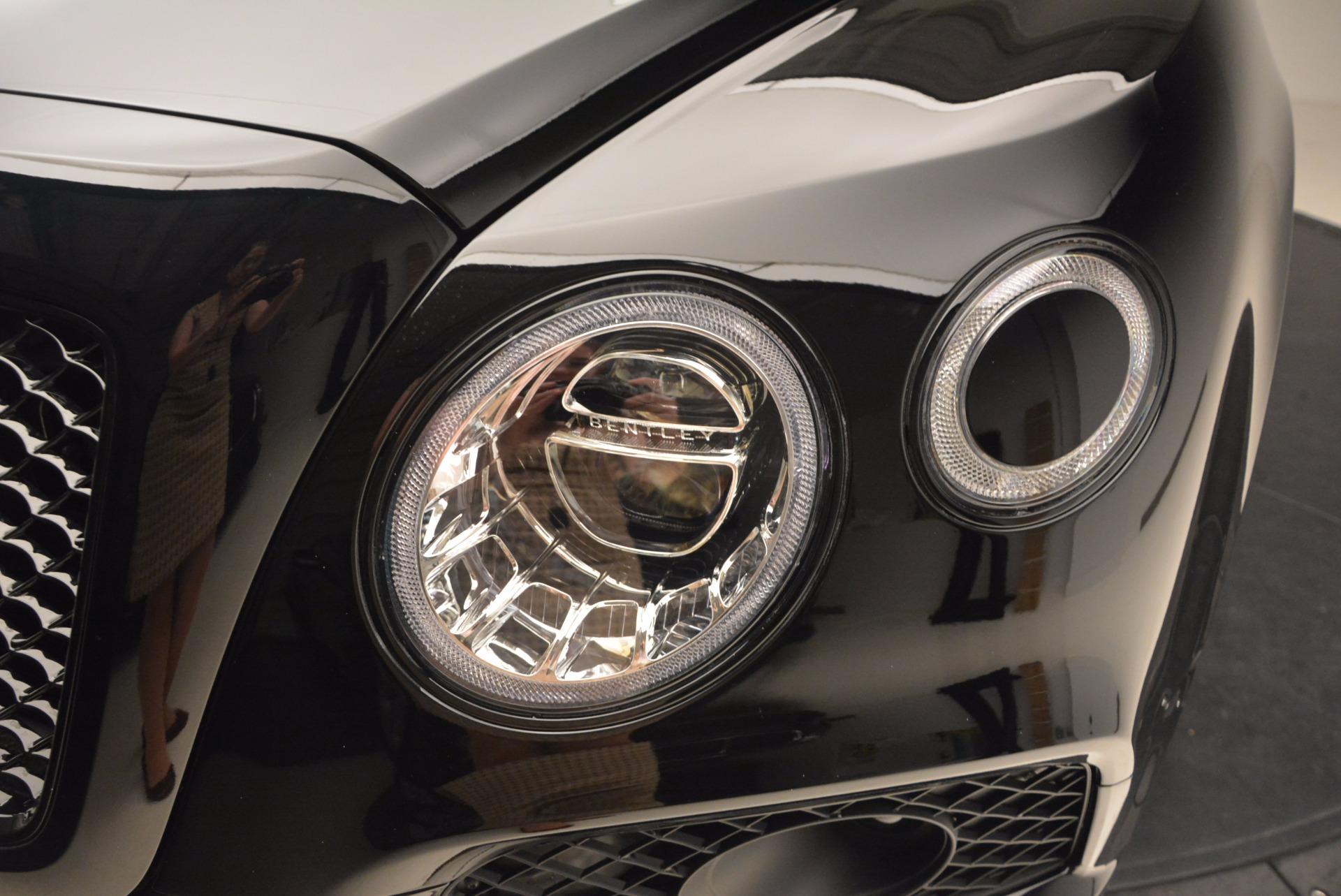 New 2018 Bentley Bentayga Black Edition For Sale In Westport, CT 1418_p16