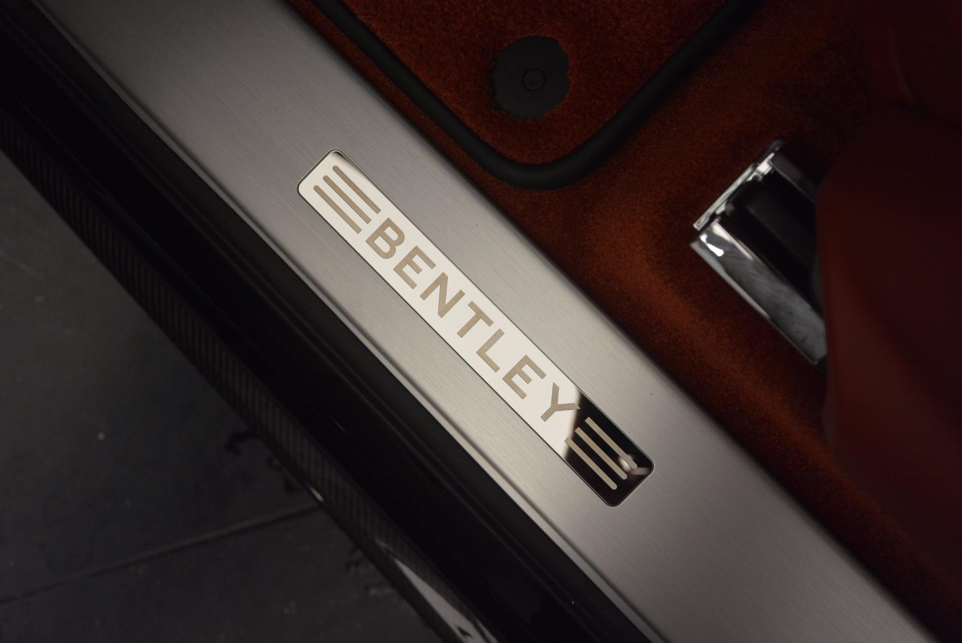 New 2018 Bentley Bentayga Black Edition For Sale In Westport, CT 1418_p27