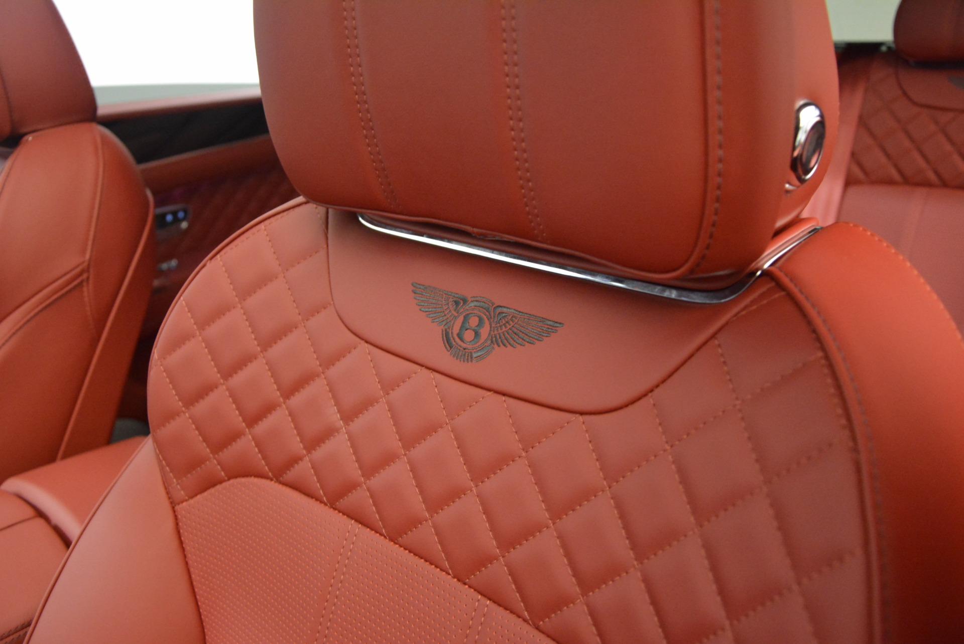 New 2018 Bentley Bentayga Black Edition For Sale In Westport, CT 1418_p31