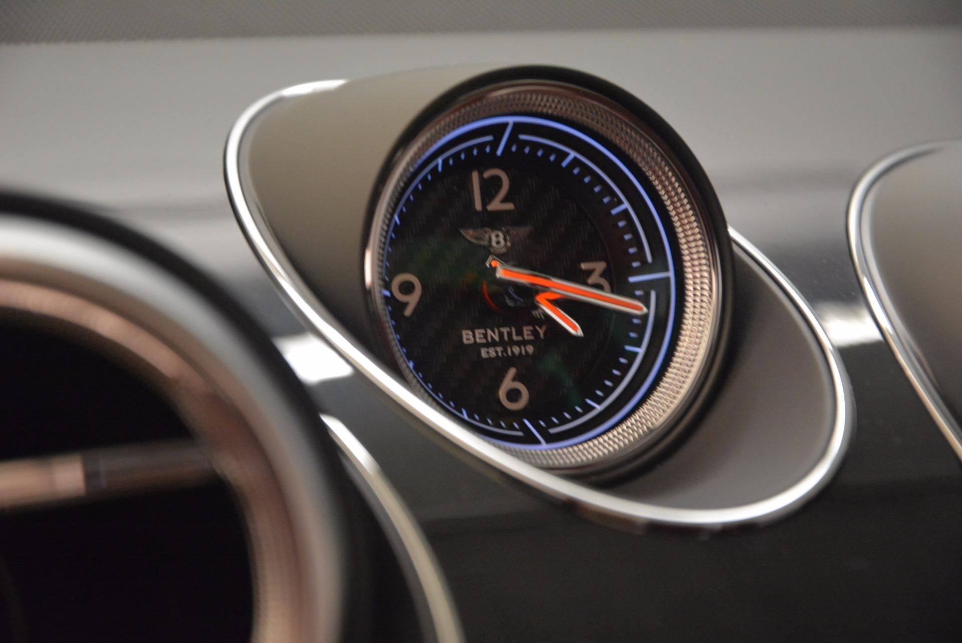 New 2018 Bentley Bentayga Black Edition For Sale In Westport, CT 1418_p35