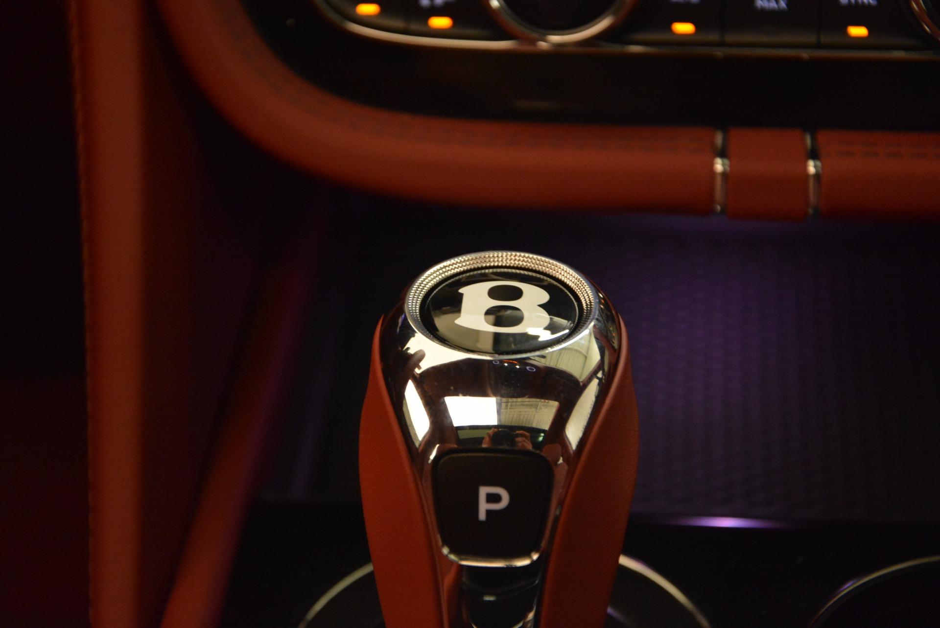 New 2018 Bentley Bentayga Black Edition For Sale In Westport, CT 1418_p39