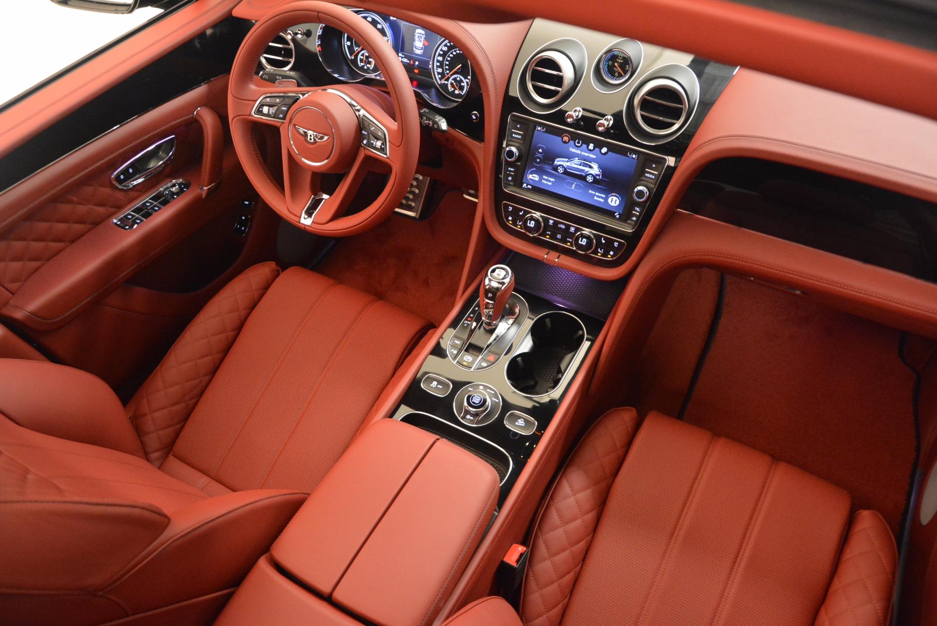 New 2018 Bentley Bentayga Black Edition For Sale In Westport, CT 1418_p47