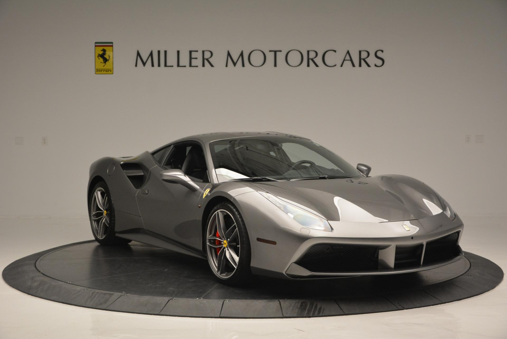 Used 2016 Ferrari 488 GTB  For Sale In Westport, CT 142_p11