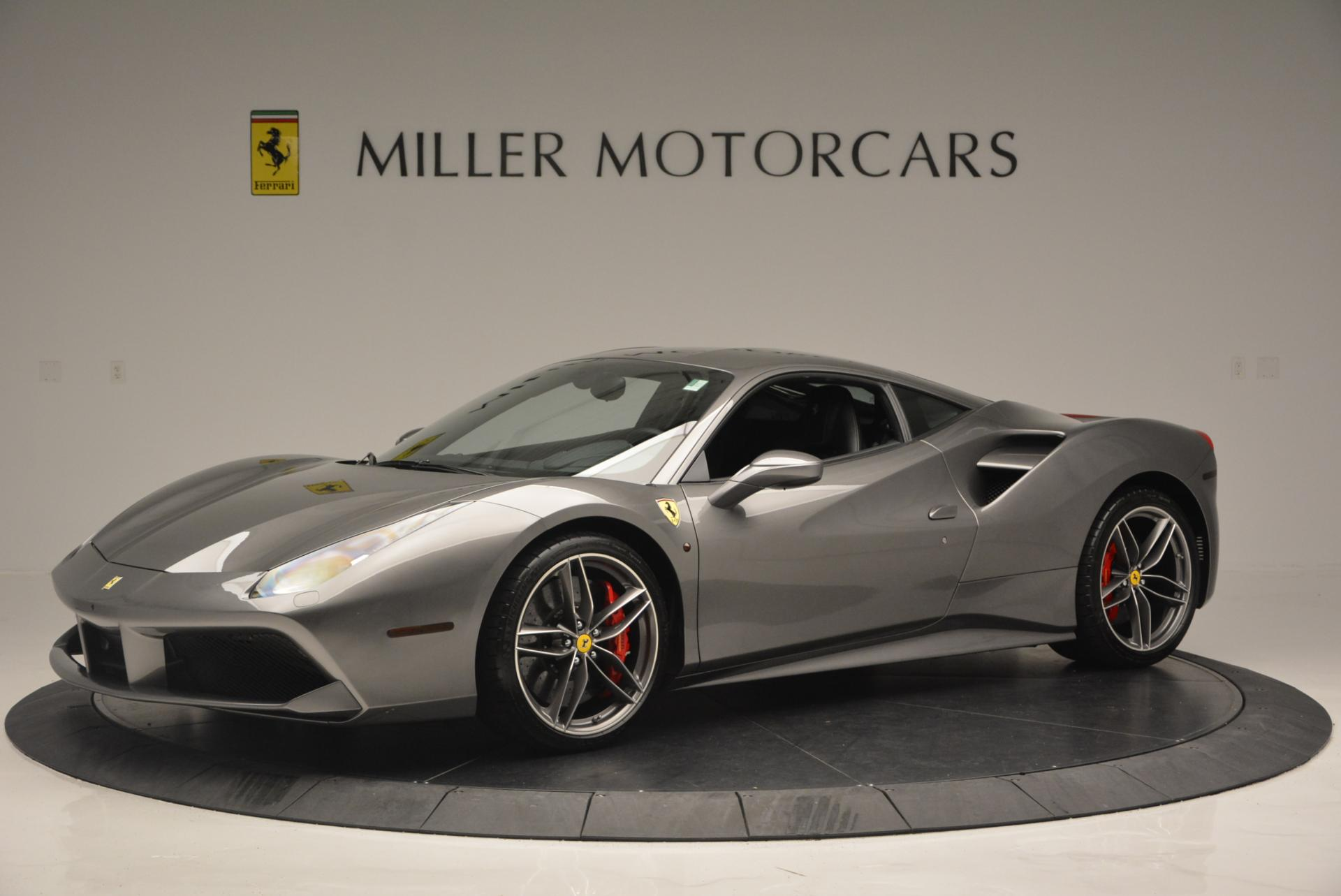 Used 2016 Ferrari 488 GTB  For Sale In Westport, CT 142_p2