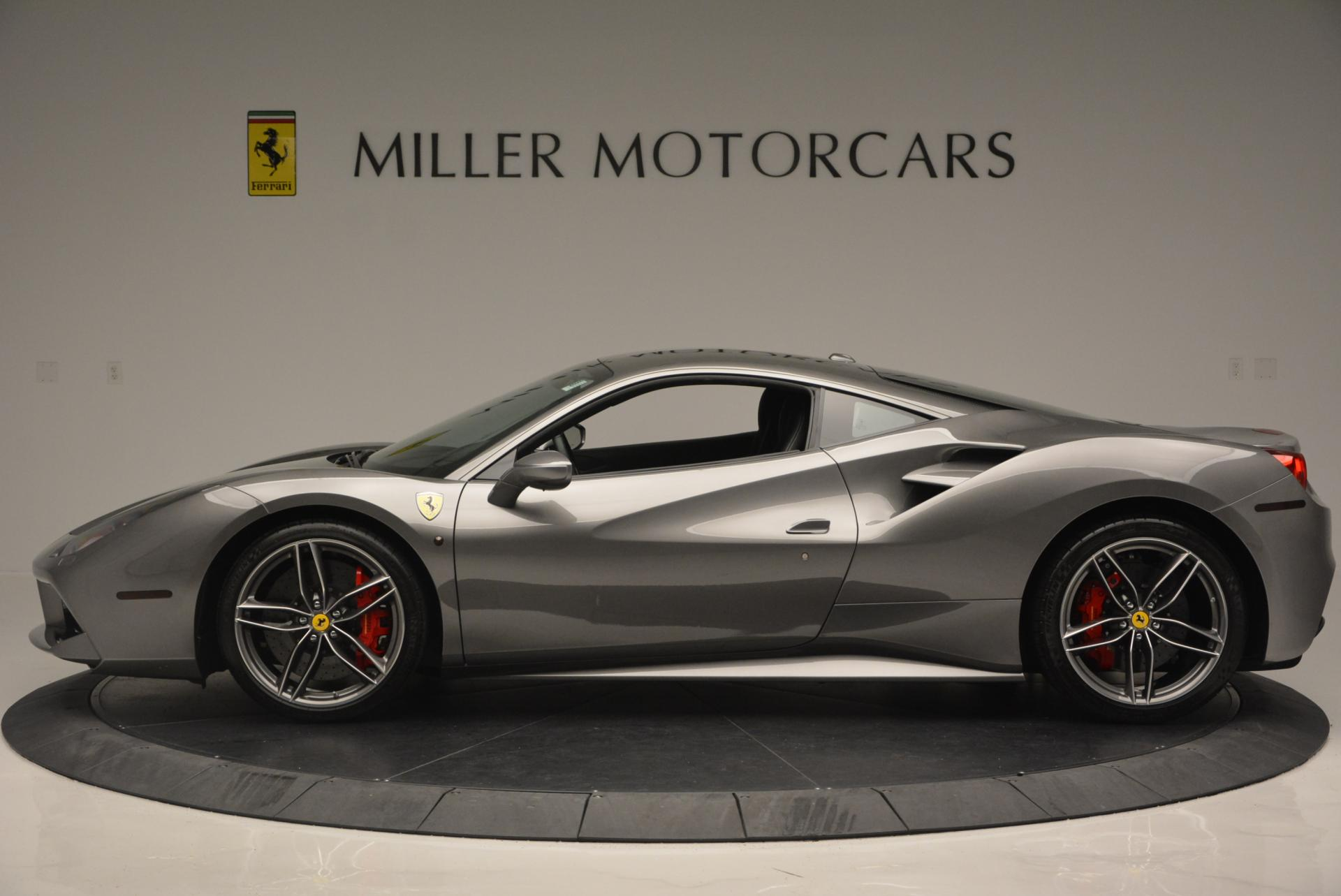 Used 2016 Ferrari 488 GTB  For Sale In Westport, CT 142_p3