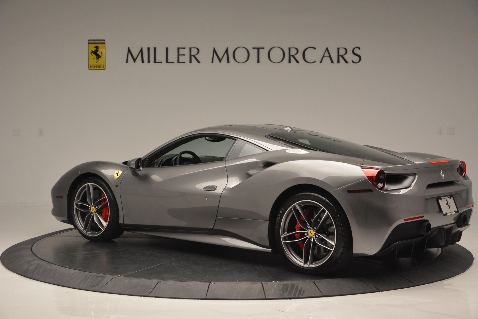 Used 2016 Ferrari 488 GTB  For Sale In Westport, CT 142_p4