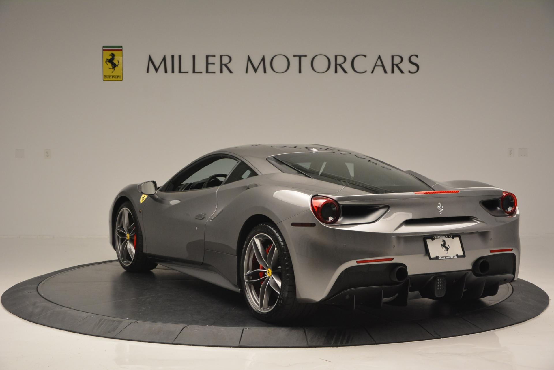 Used 2016 Ferrari 488 GTB  For Sale In Westport, CT 142_p5