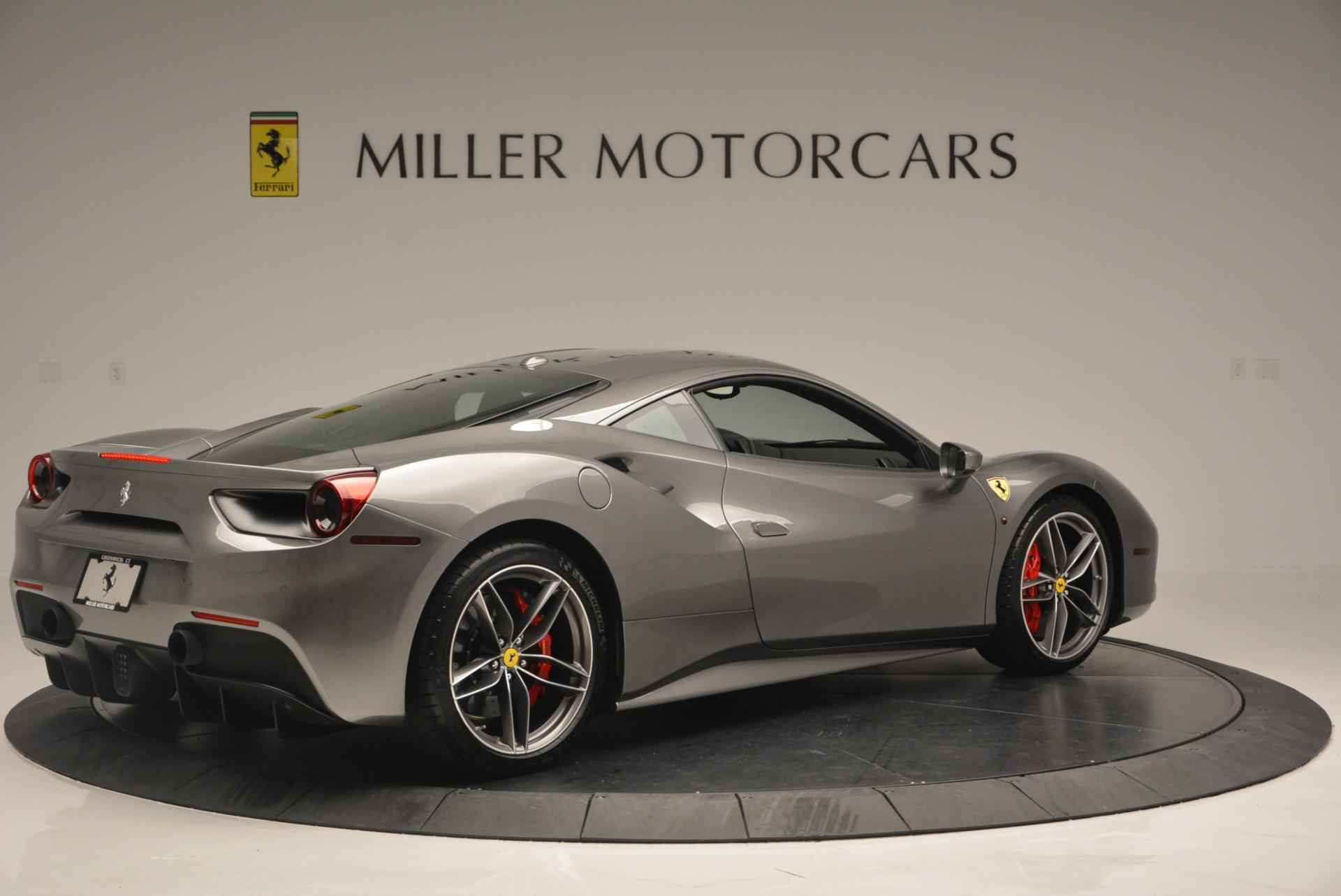 Used 2016 Ferrari 488 GTB  For Sale In Westport, CT 142_p8