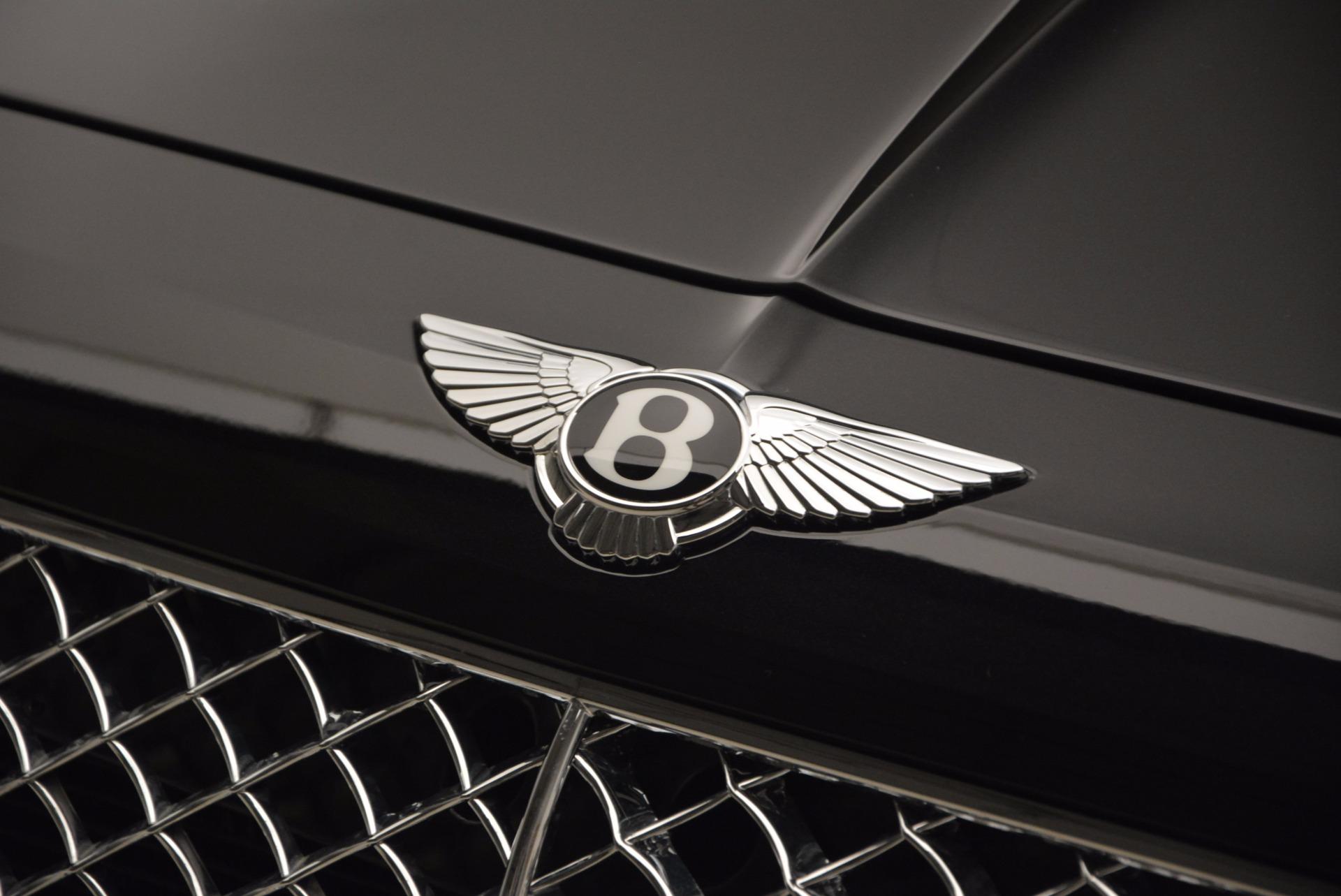 New 2018 Bentley Bentayga Signature For Sale In Westport, CT 1424_p18