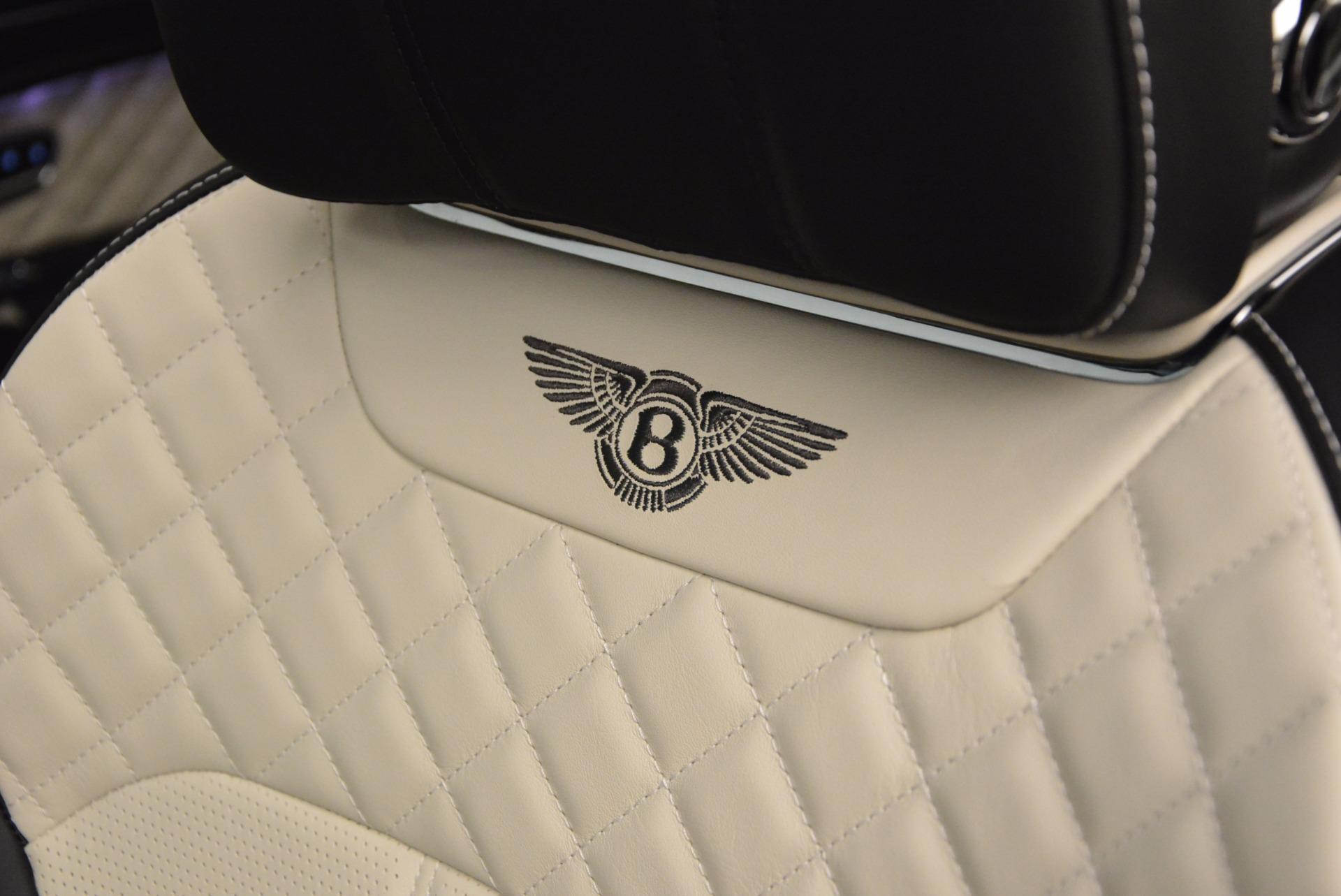 New 2018 Bentley Bentayga Signature For Sale In Westport, CT 1424_p27