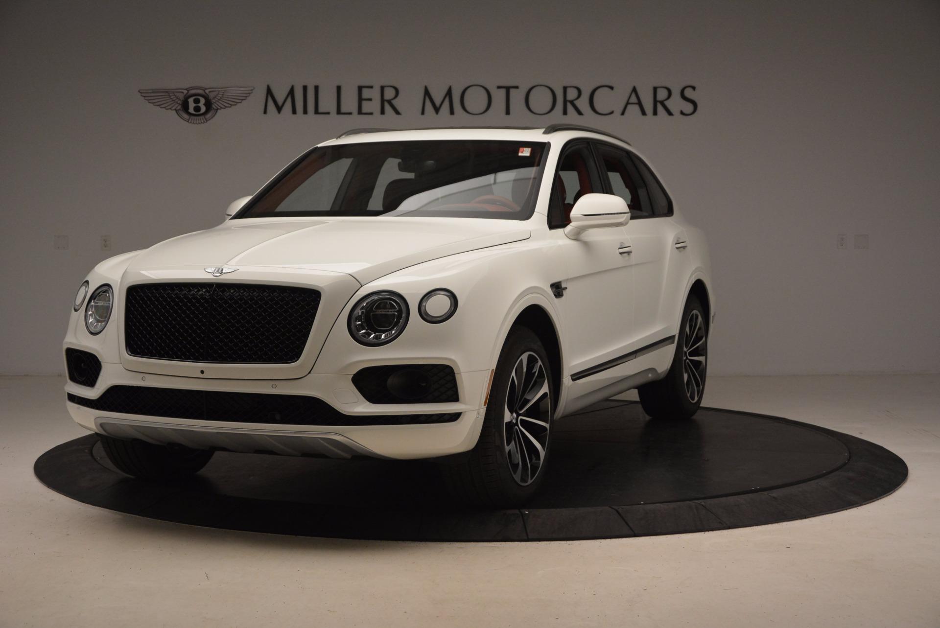 New 2018 Bentley Bentayga Onyx For Sale In Westport, CT 1425_main