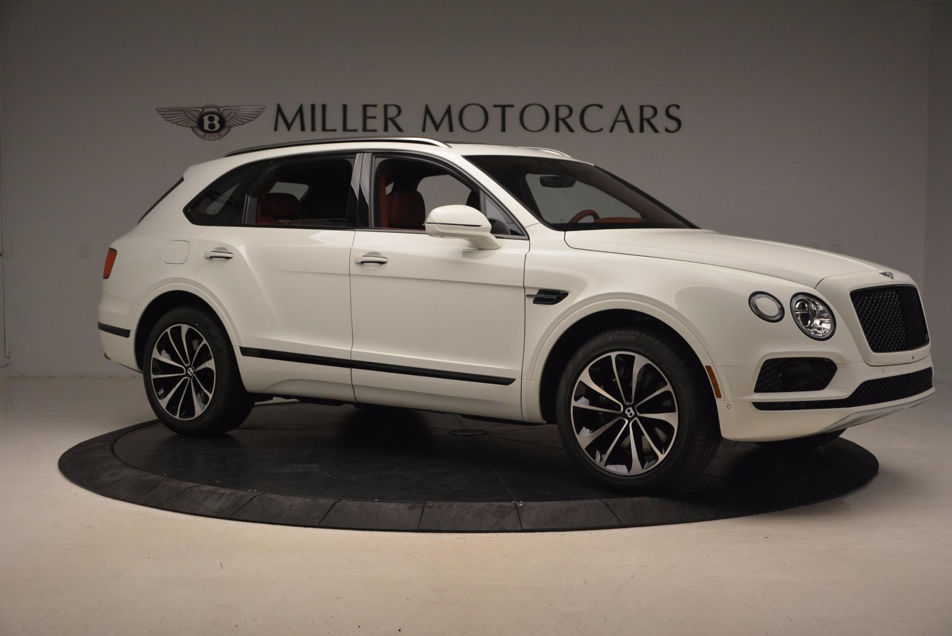 New 2018 Bentley Bentayga Onyx For Sale In Westport, CT 1425_p10